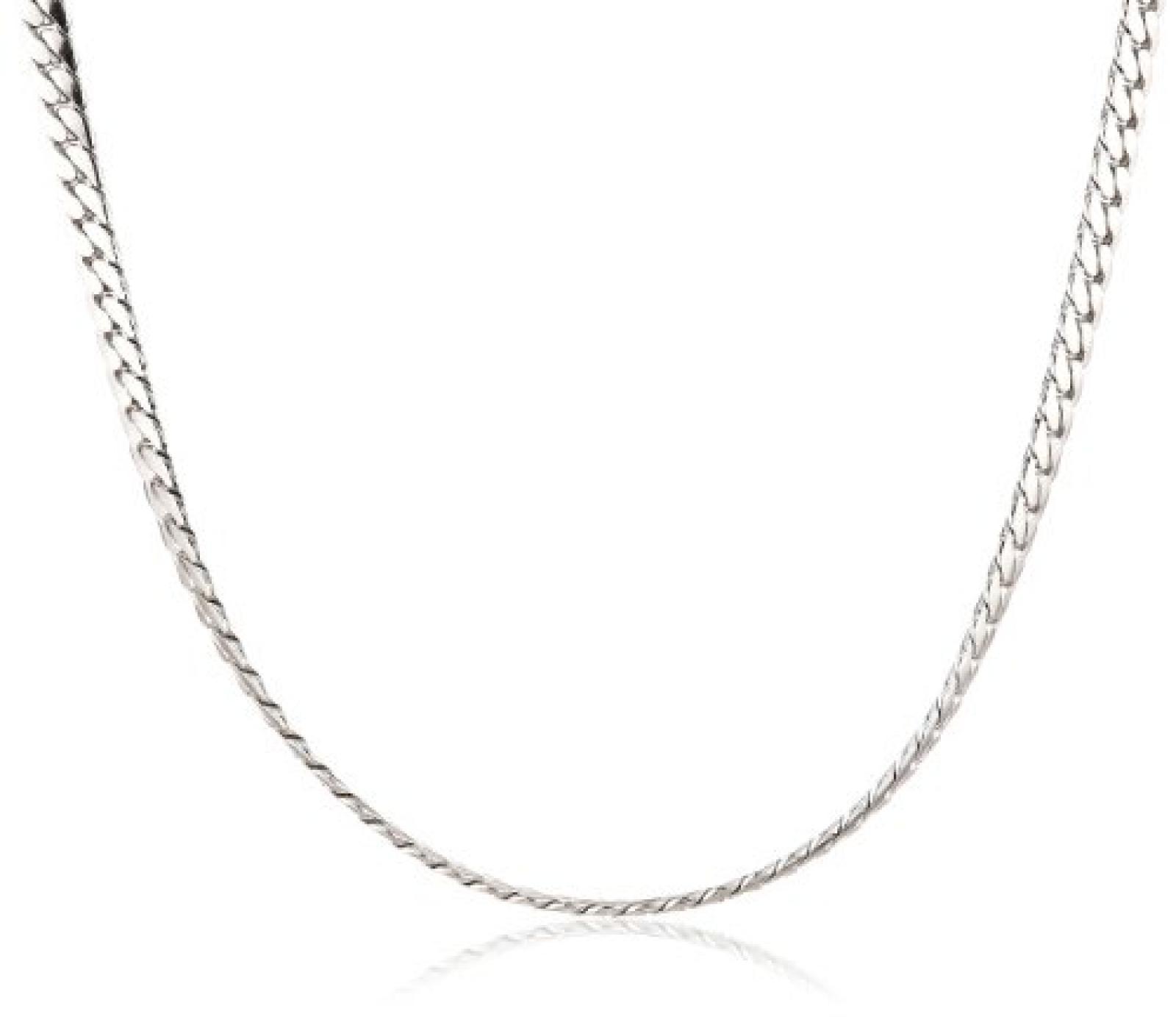 Amor Jewelry Damen-Halskette 925 Sterling Silber 383813