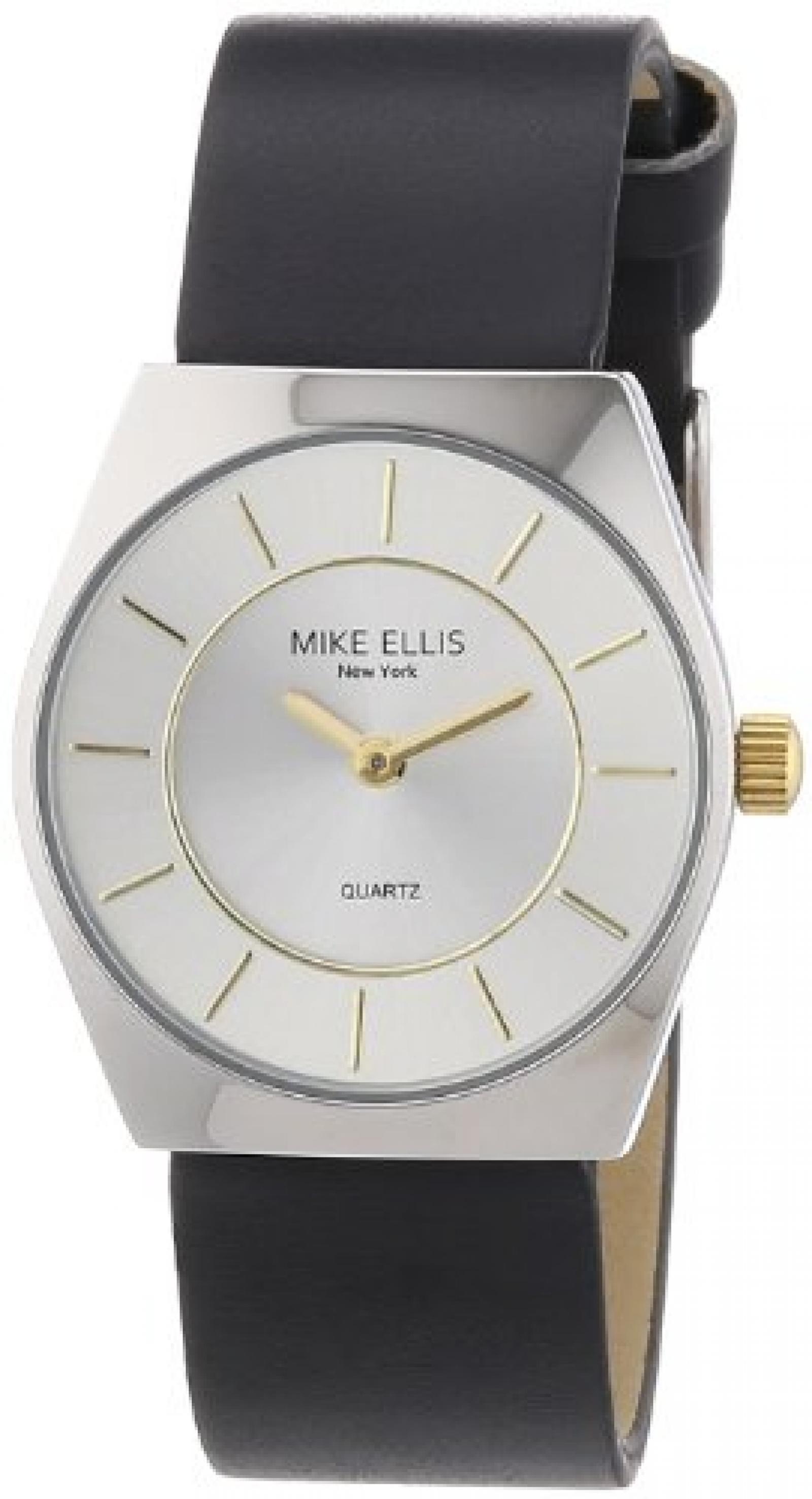 Mike Ellis New York Damen-Armbanduhr XS Analog Quarz L1126ASU/1