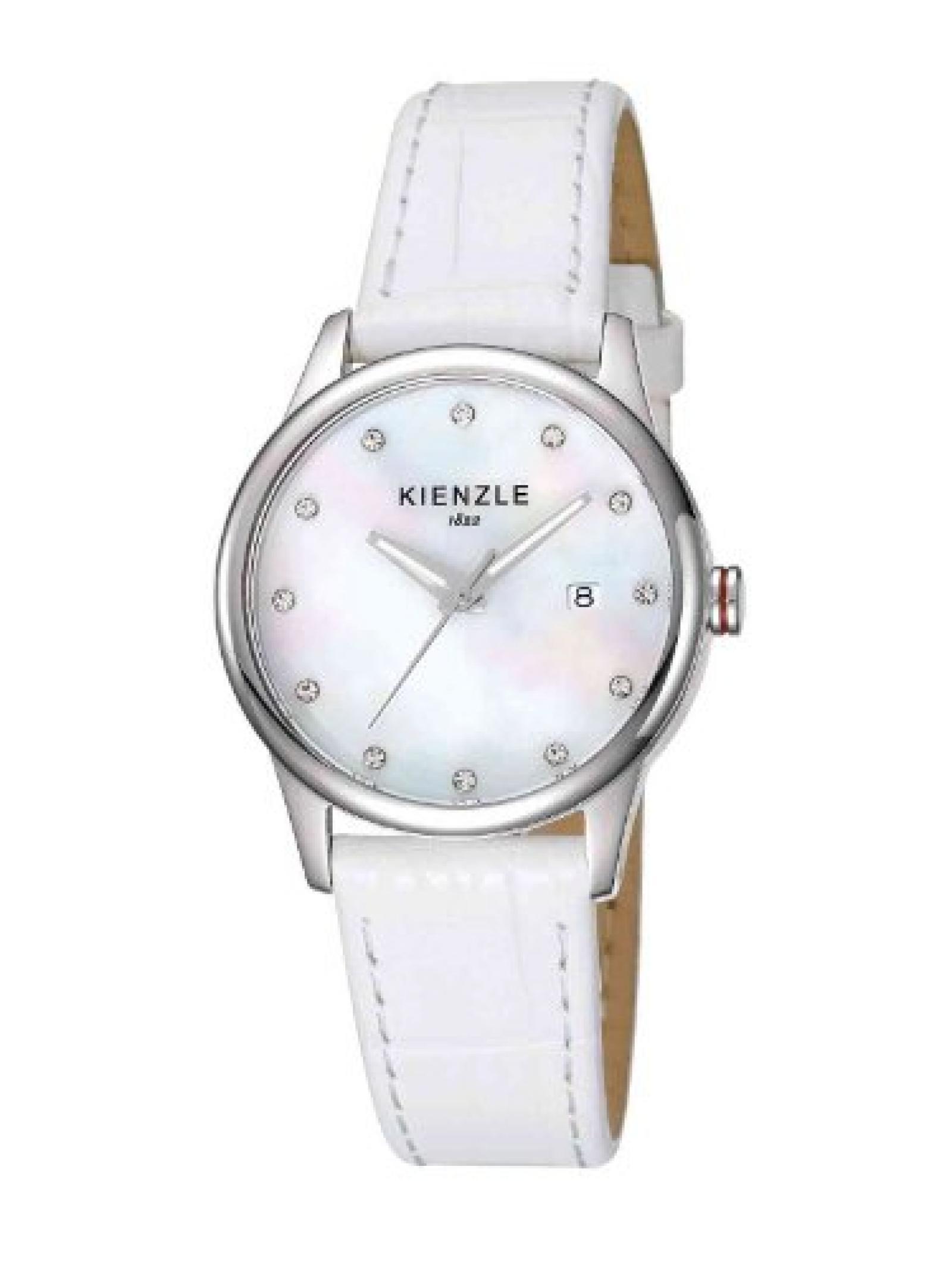 Kienzle Damen-Armbanduhr XS Analog Leder K3042014061