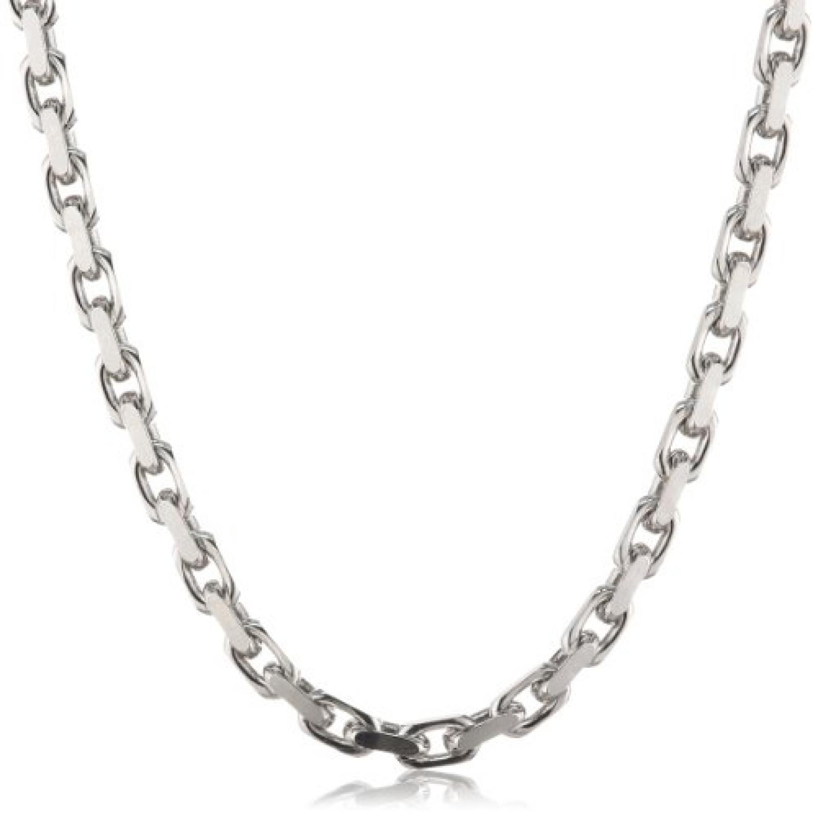 Amor Jewelry Unisex-Halskette 925 Sterling Silber 90117