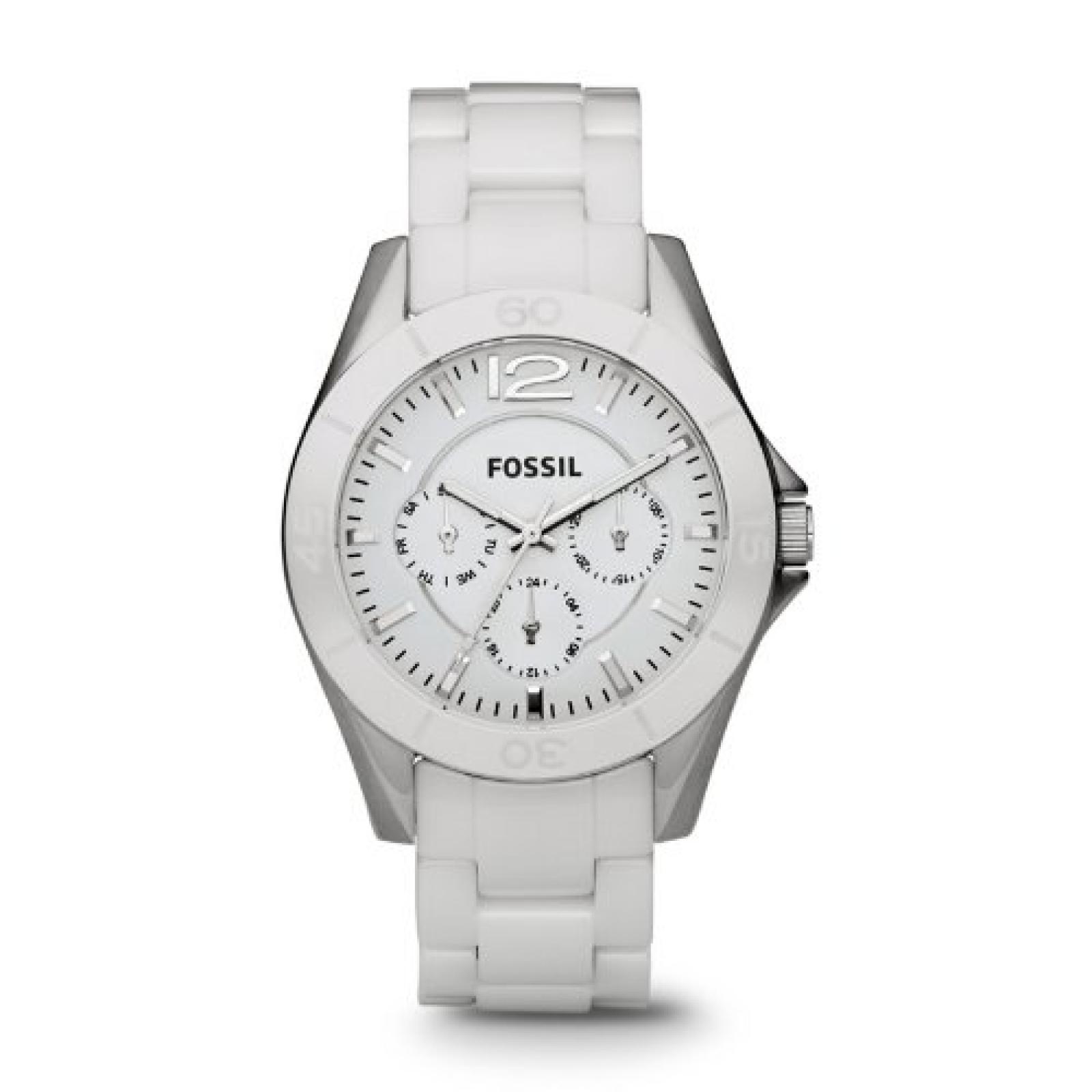Fossil Damen-Armbanduhr Analog Quarz CE1002