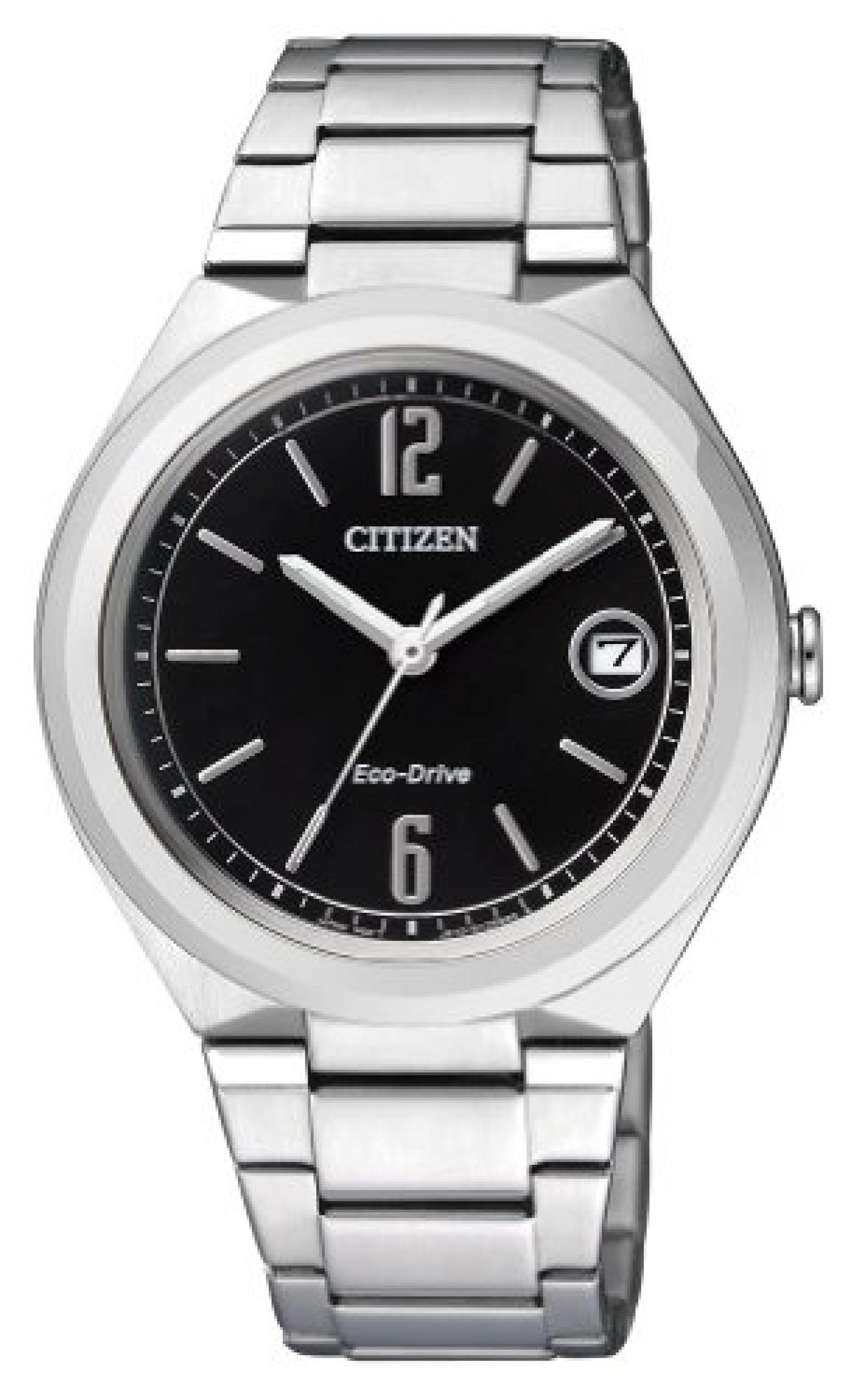 Citizen Damen-Armbanduhr XS Analog Quarz Edelstahl FE6020-56E