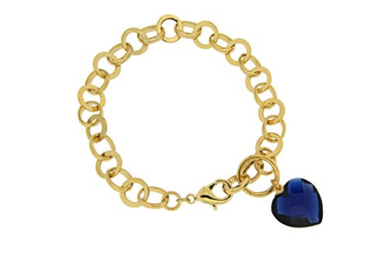 Kettenworld Damen Armband Bronze 21 cm 325002