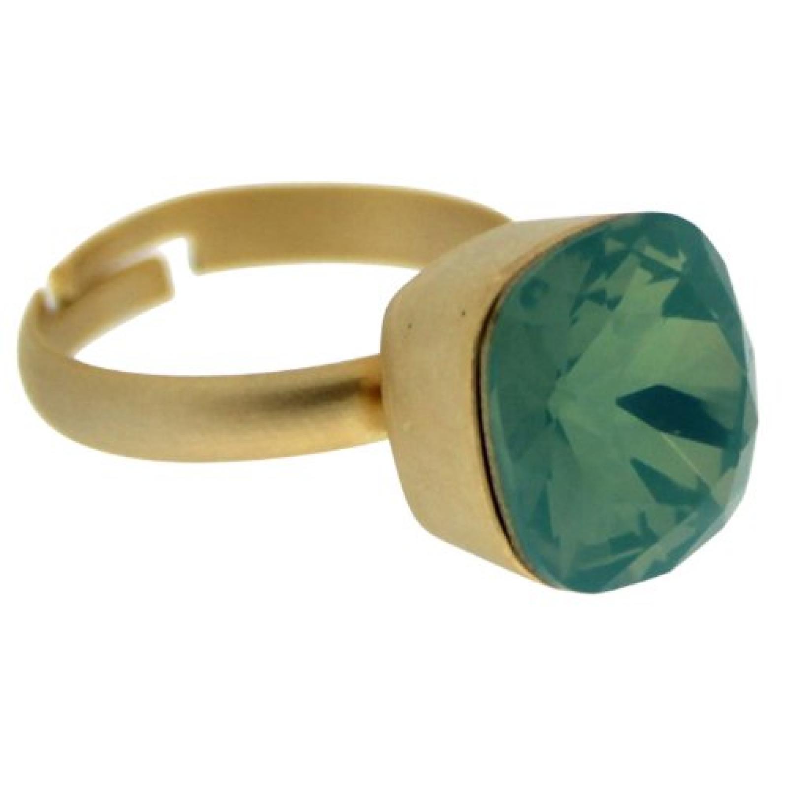 Sweet Deluxe Damen-Ring Grisette gold/pazifikopal 00472