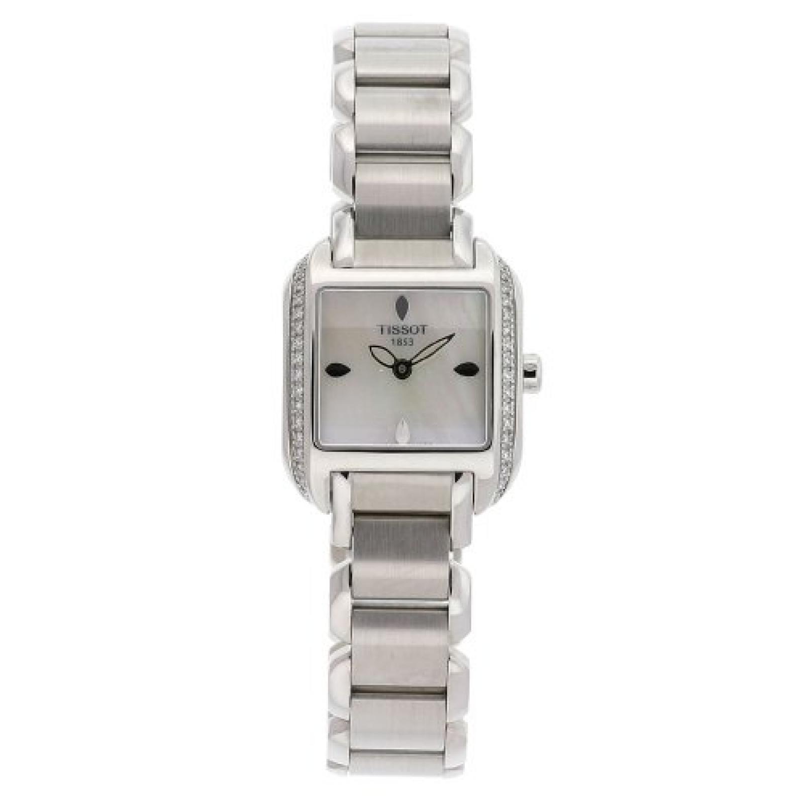 Tissot Damen-Armbanduhr T-Wave T 02138571