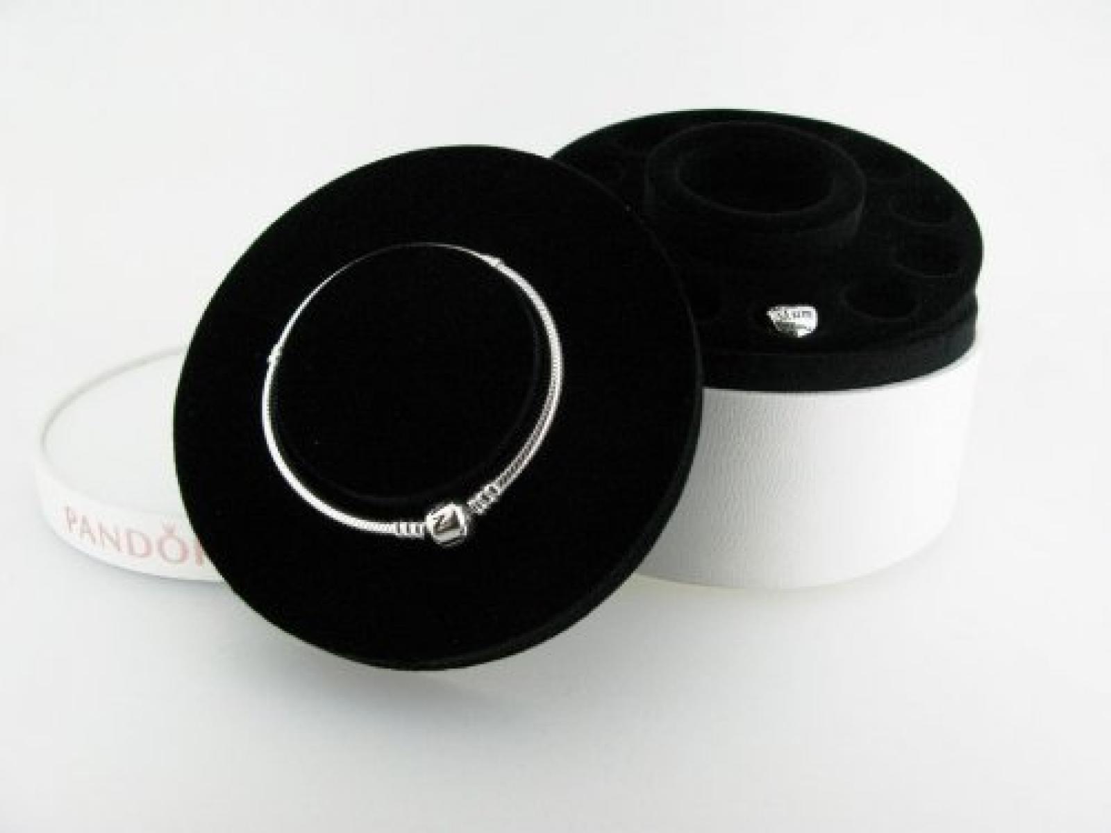 Pandora Armband 590702HV-21 und Element 791112 incl. Schmuckbox P4041