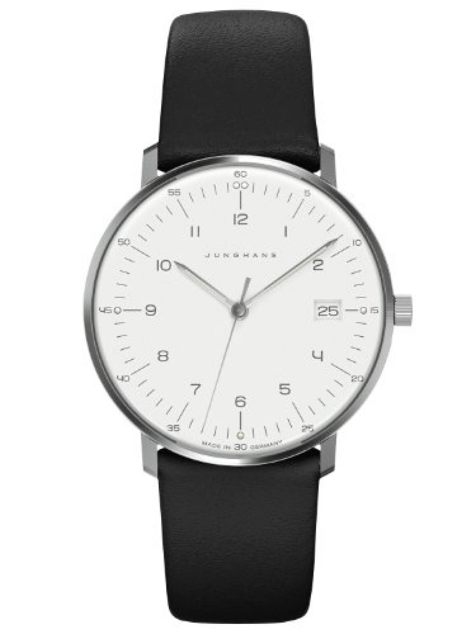 Junghans Max Bill Damen-Armbanduhr 047/425S.00