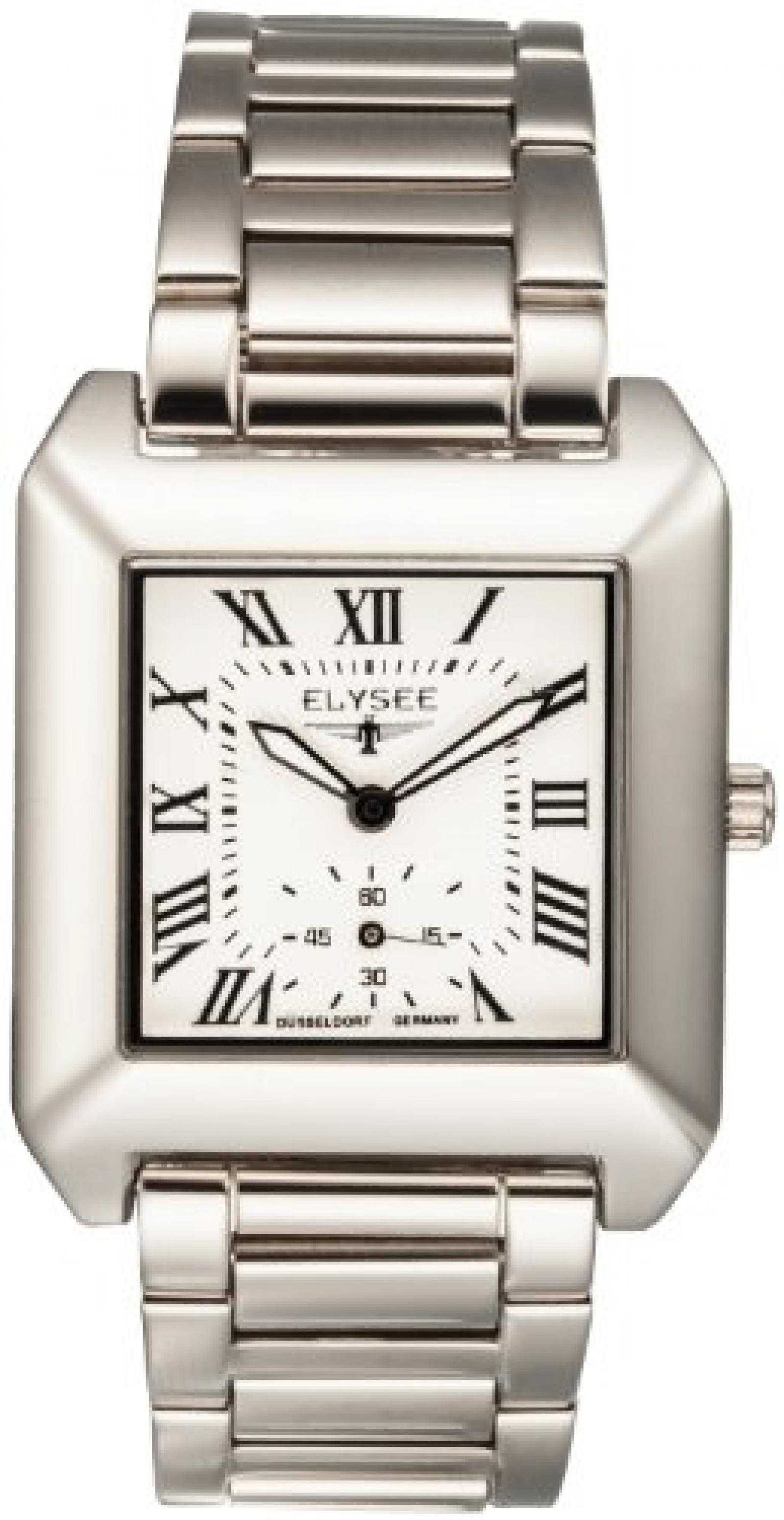 Elysee Damen-Armbanduhr FAITH Analog Edelstahl 28430