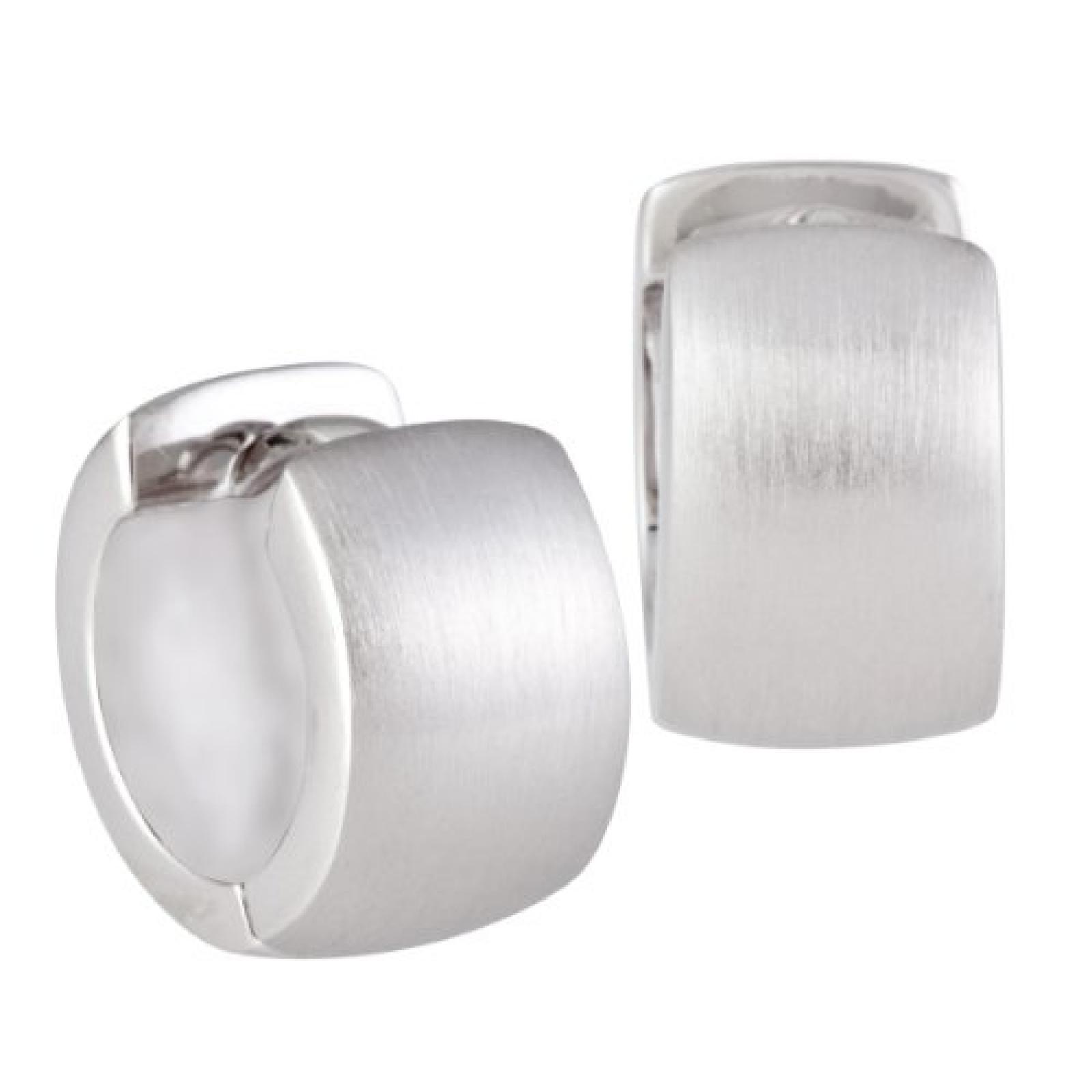 Bella Donna Unisex-Creolen 925 Sterlin Silber 106188