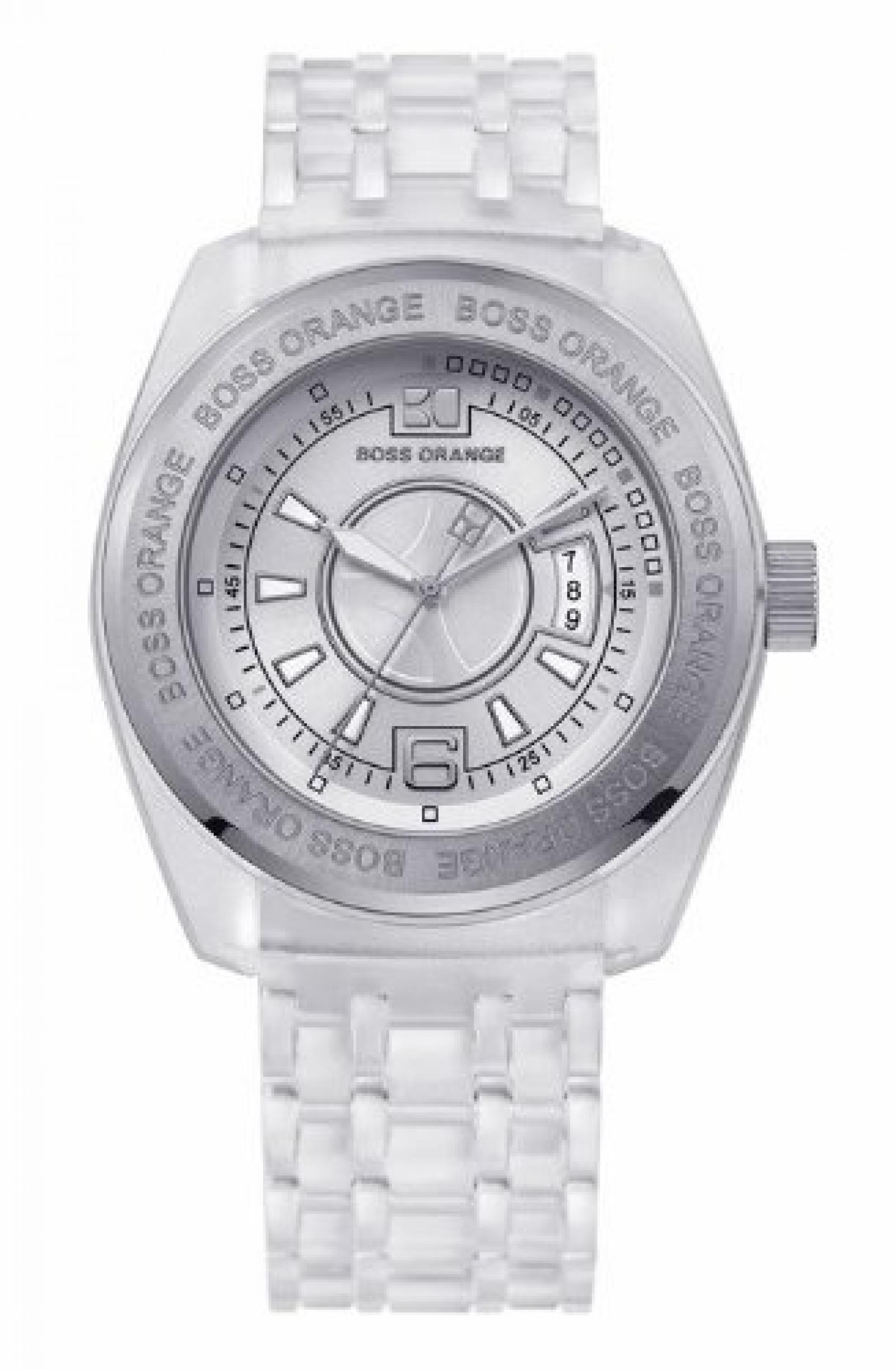Boss Orange Damen-Armbanduhr Analog Plastik 1502251