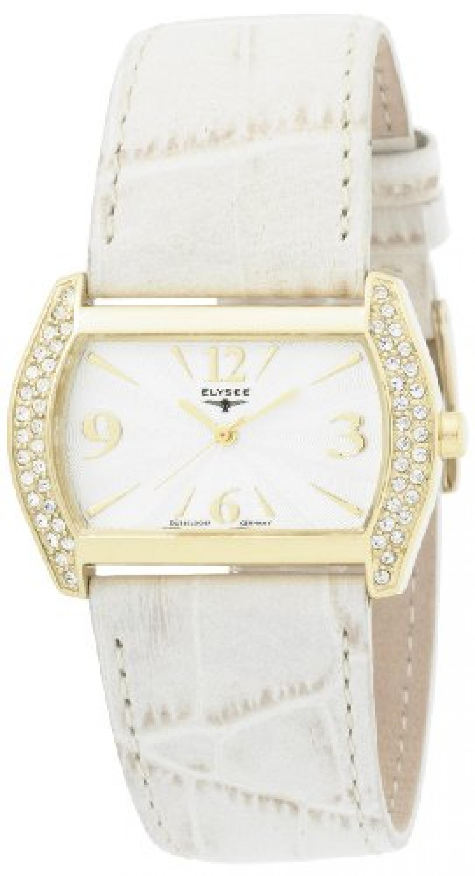 Elysee Damen-Armbanduhr Analog Leder 28334G