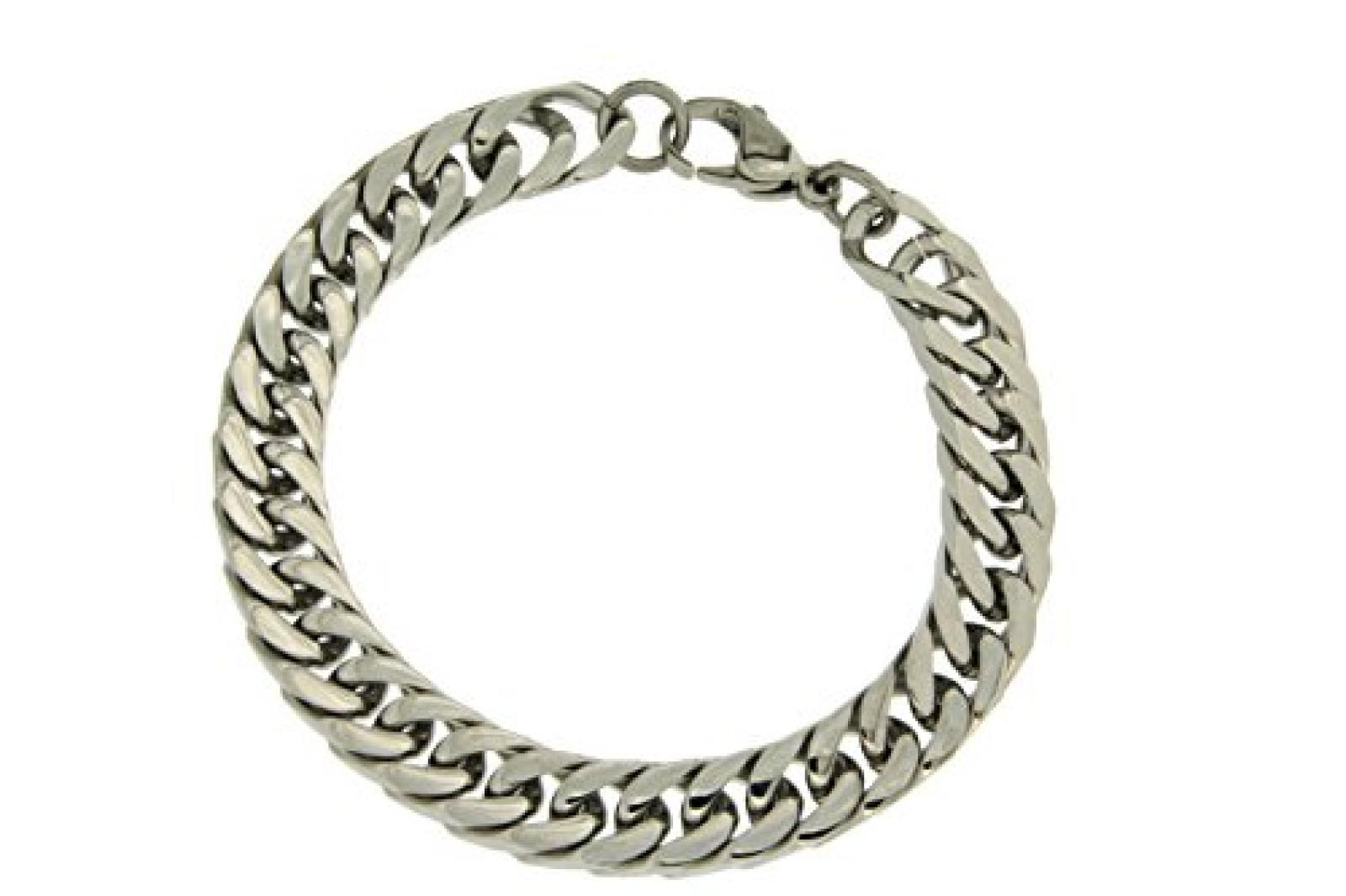 Kettenworld Damen Armband Edelstahl 337281