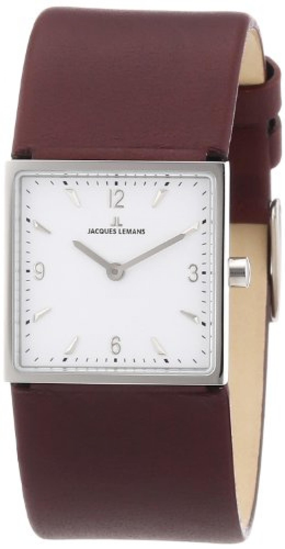Jacques Lemans Damen-Armbanduhr Design Collection Analog Quarz DC-116