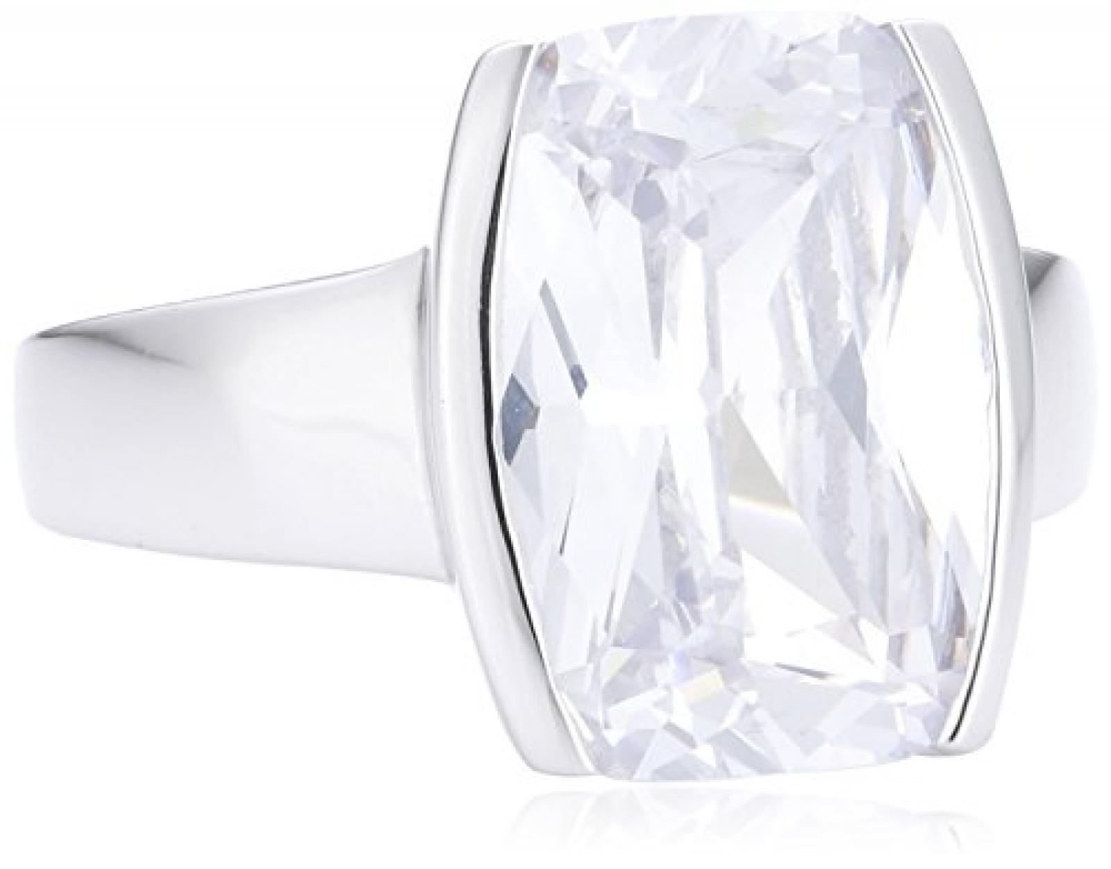 Celesta Damen-Ring 925 Sterling Silber Zirkonia weiß Gr. 53 (16.9) 273270779-9-017