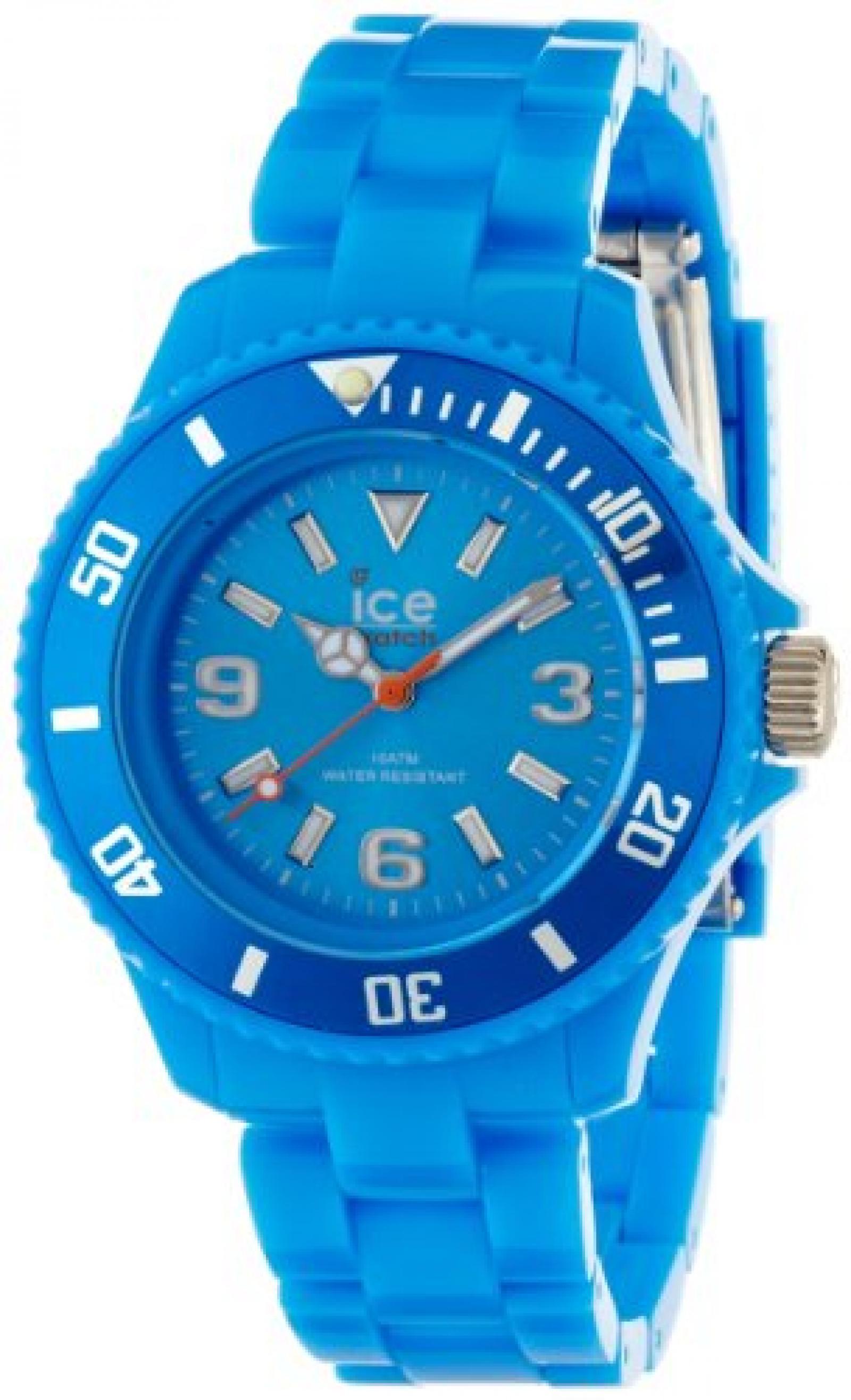 Ice-Watch Armbanduhr Ice-Solid blau SD.BE.S.P.12