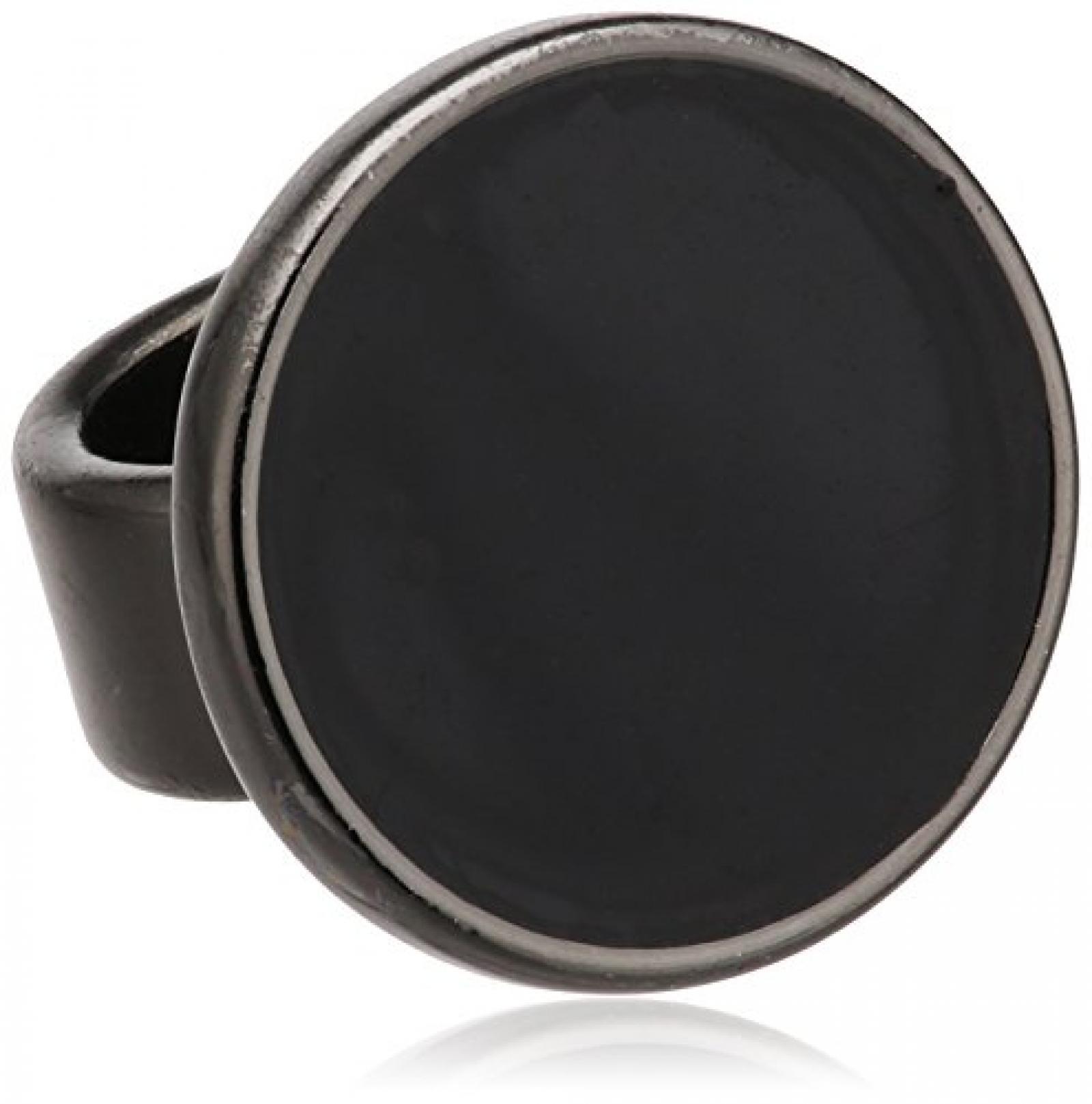Pilgrim Damen-Anhänger Charming Hematite beschichtet schwarz 42121-3149