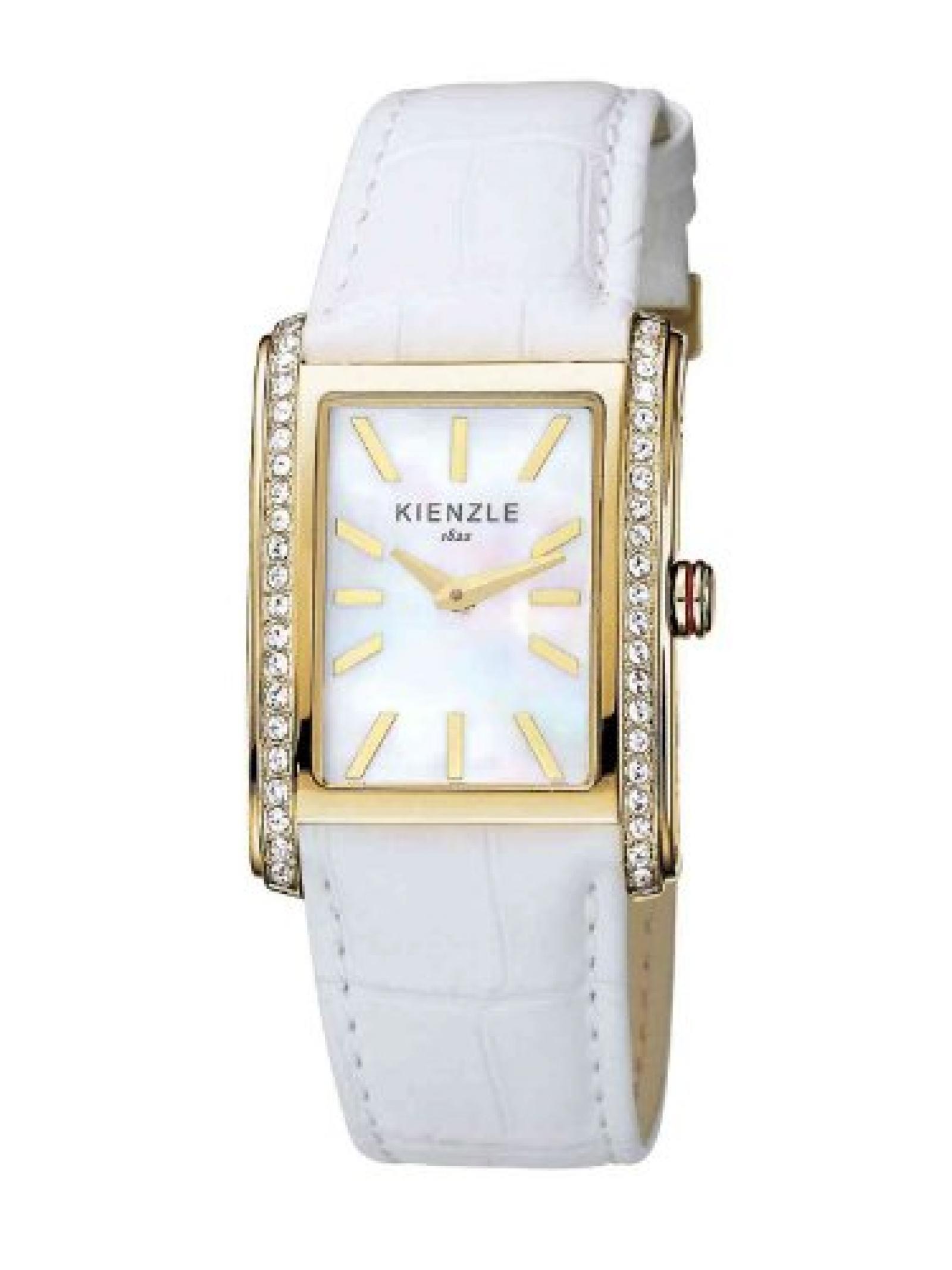 Kienzle Damen-Armbanduhr Analog Leder K5072024021