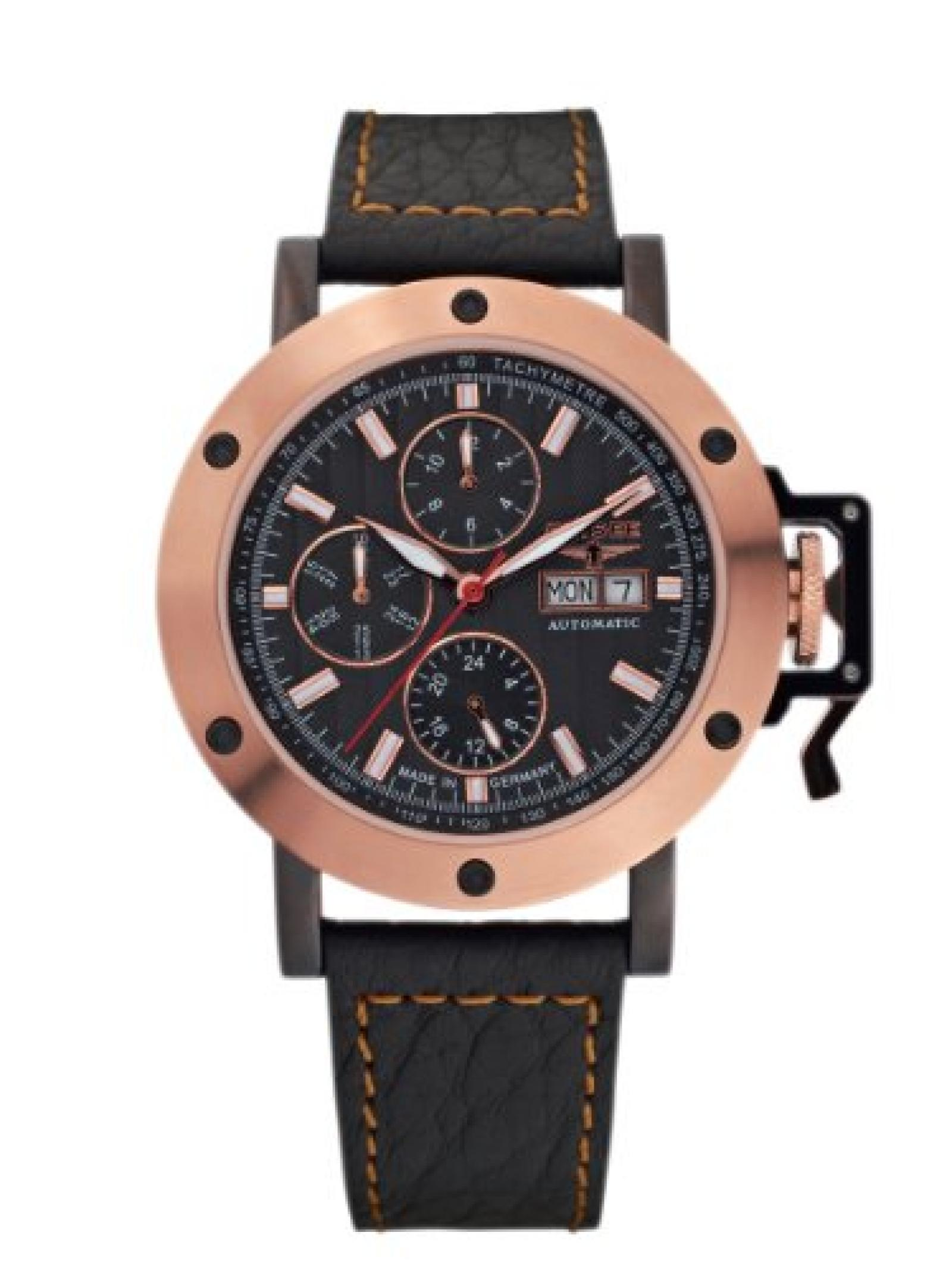 Elysee Herren-Armbanduhr Competition 49064