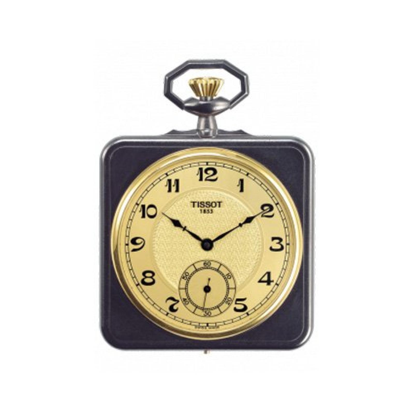 TISSOT Taschenuhr BAG WATCH T86670322
