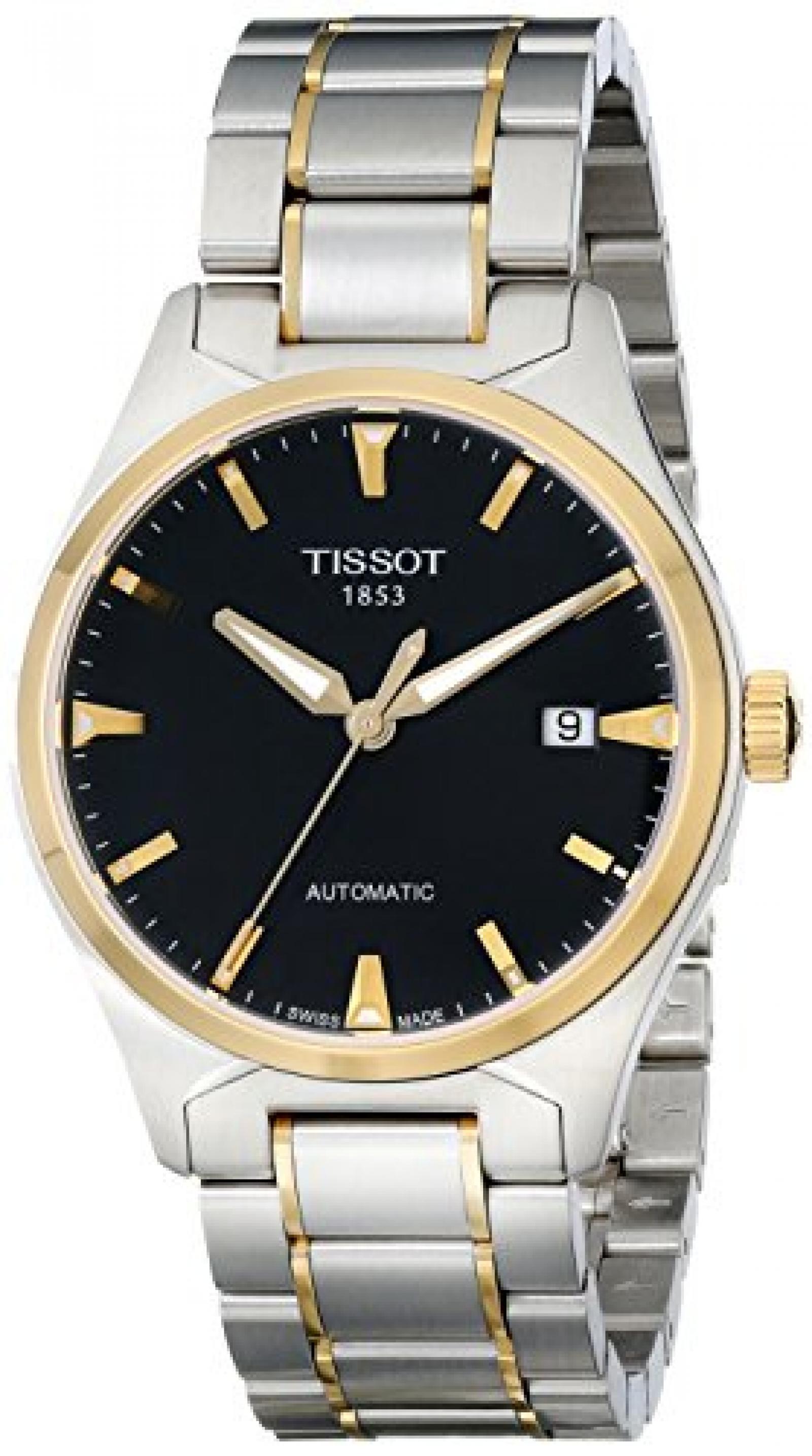 Tissot Herren-Armbanduhr T-Tempo Automatik T0604072203100