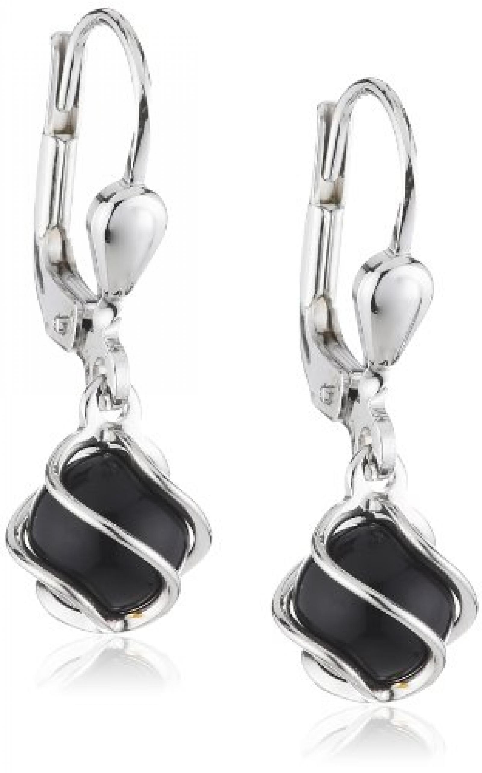 Amor Jewelry Damen-Ohrhänger 925 Sterling Silber 202787