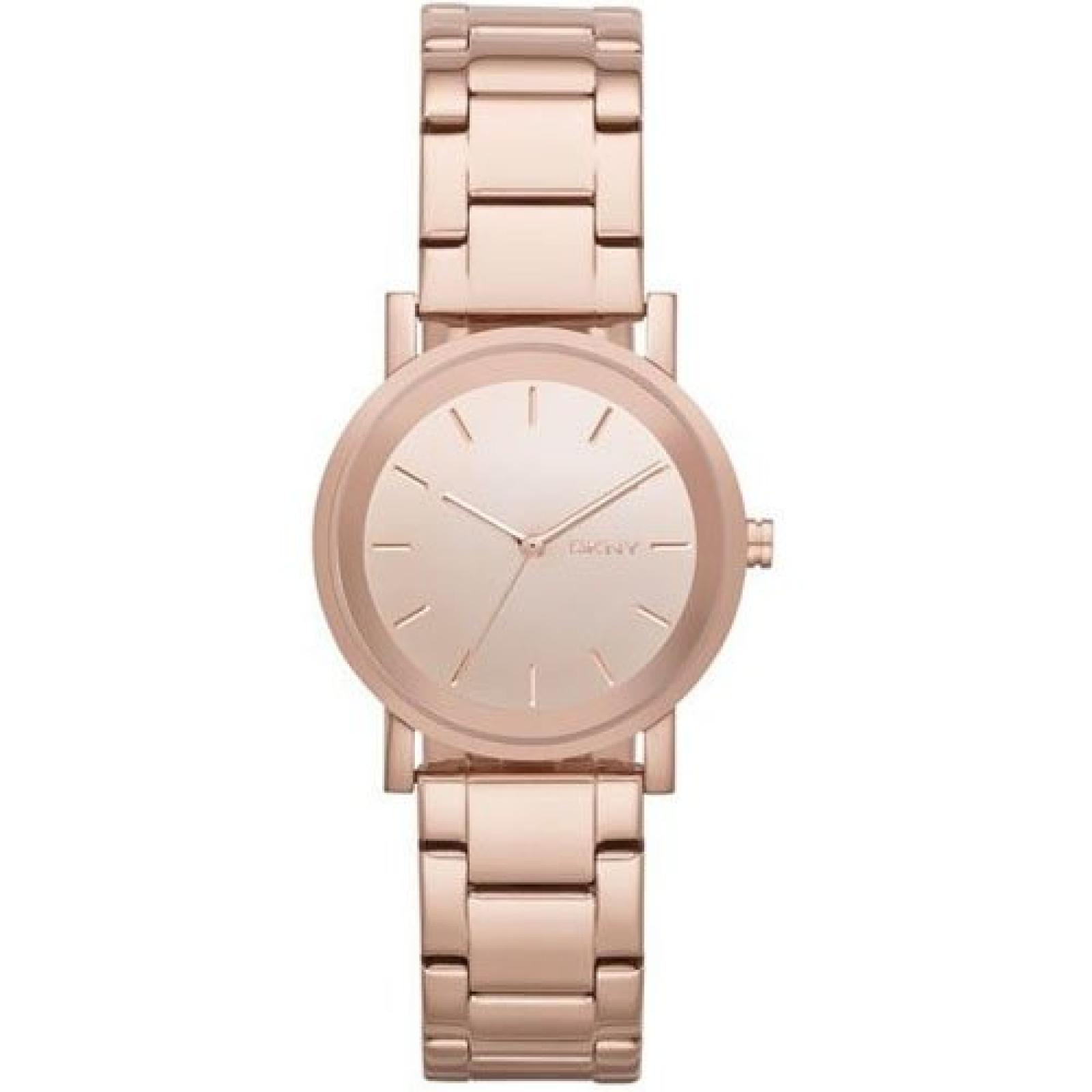 Uhr Dkny Donna Karan Soho Ny2179 Damen Rosa