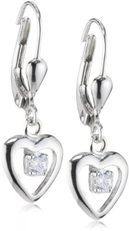 Amor Jewelry Kinder und Jugendliche-Ohrhänger 925 Sterling Silber 398794