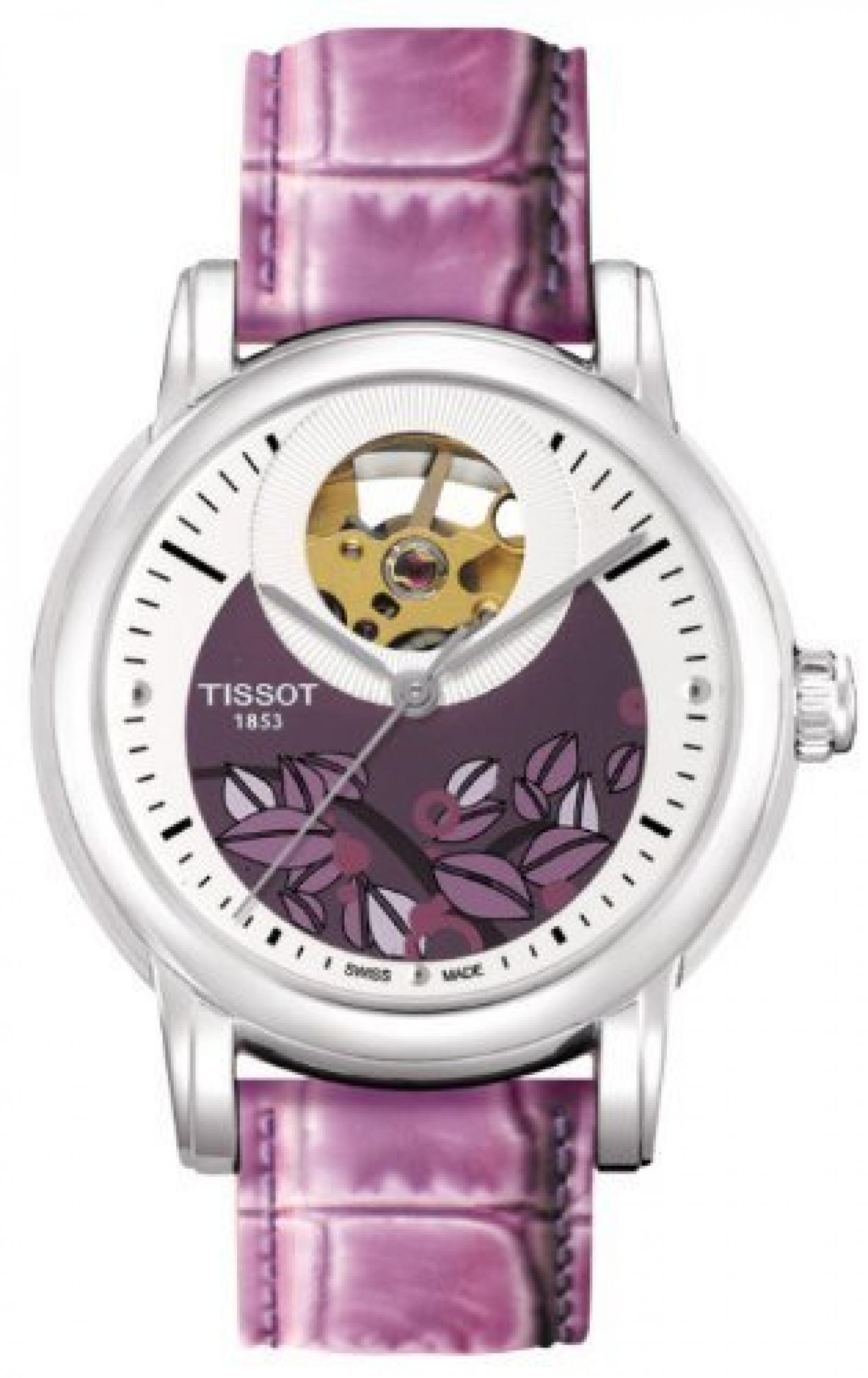 Tissot T-Classic Lady Heart Automatic T050.207.16.031.00