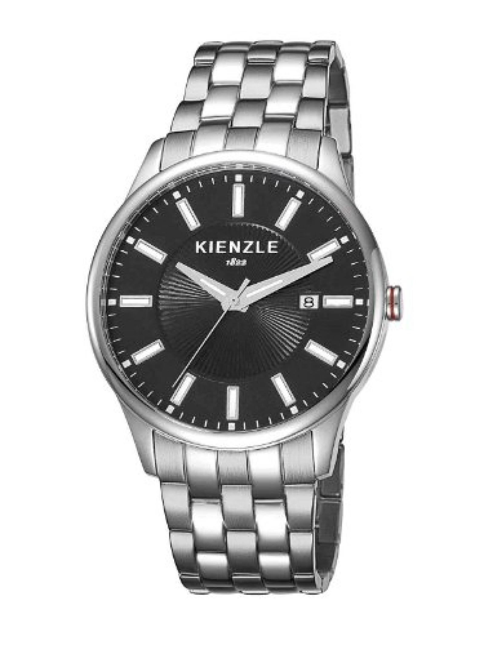 Kienzle Herren-Armbanduhr XL Analog Edelstahl K3041013052