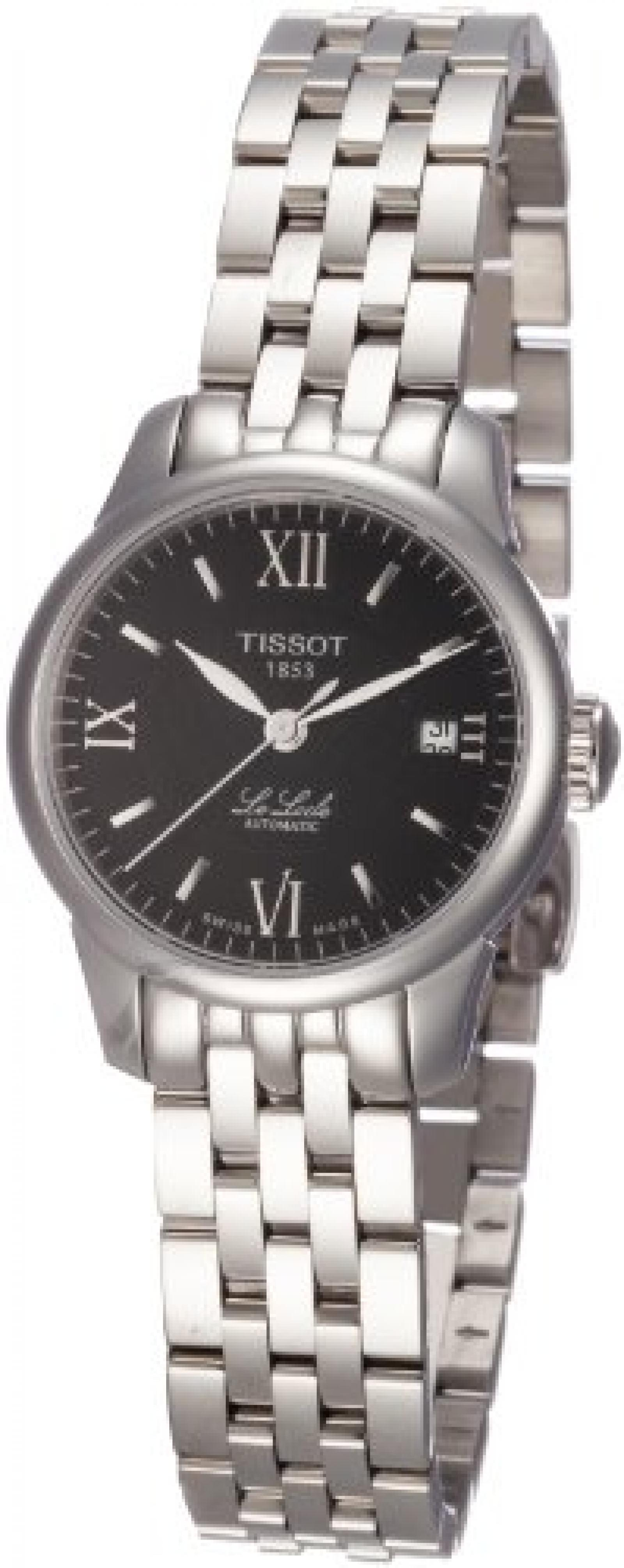 Tissot Ladies T-Classic Le Locle Automatic Black Dial - T41118353