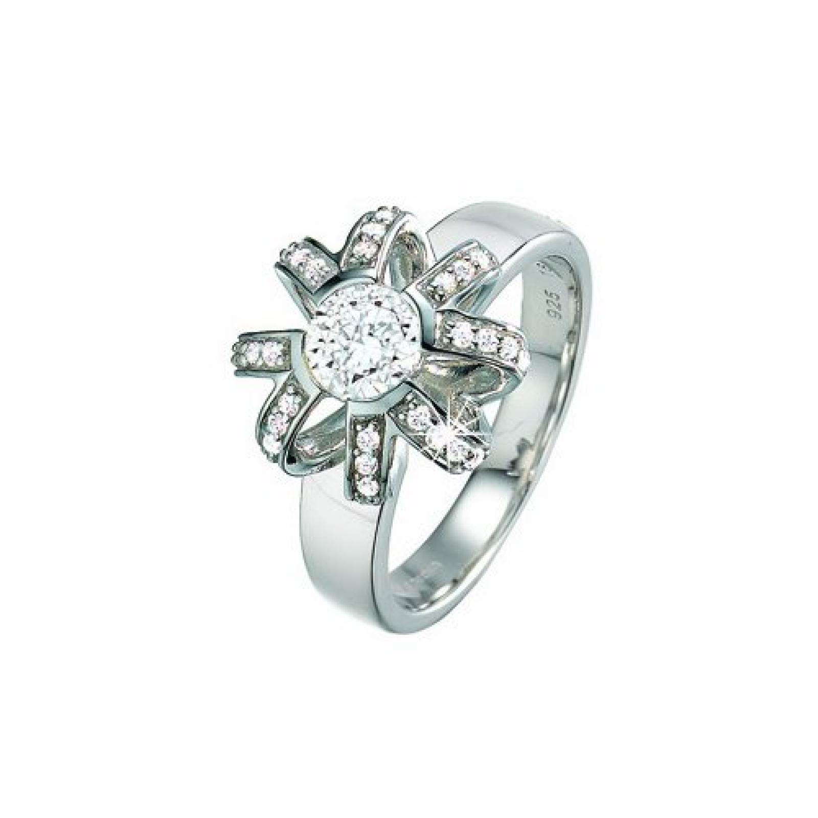 Pierre Cardin Damen-Ring Marguerite Sterling-Silber 925 PCRG90296A