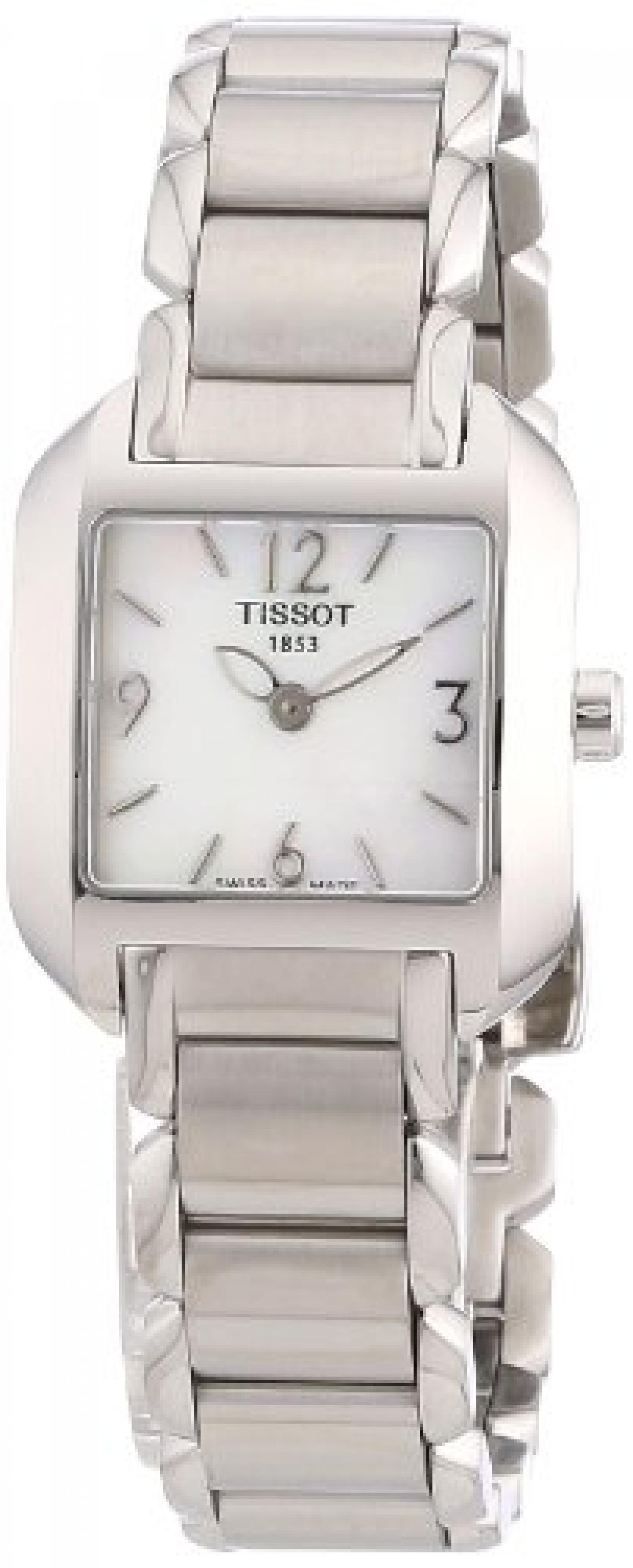 TISSOT Damenuhr T-WAVE T02128582