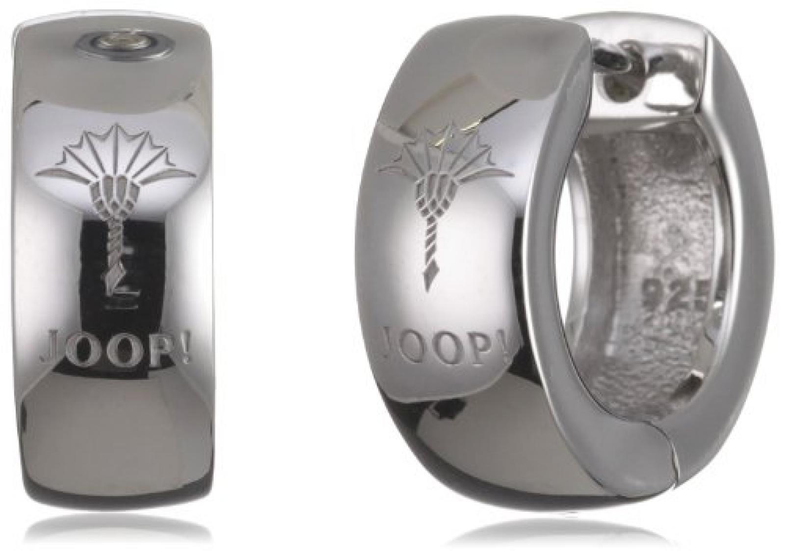 Joop! Damen-Ohrringe mit Muster JPCO90019E000
