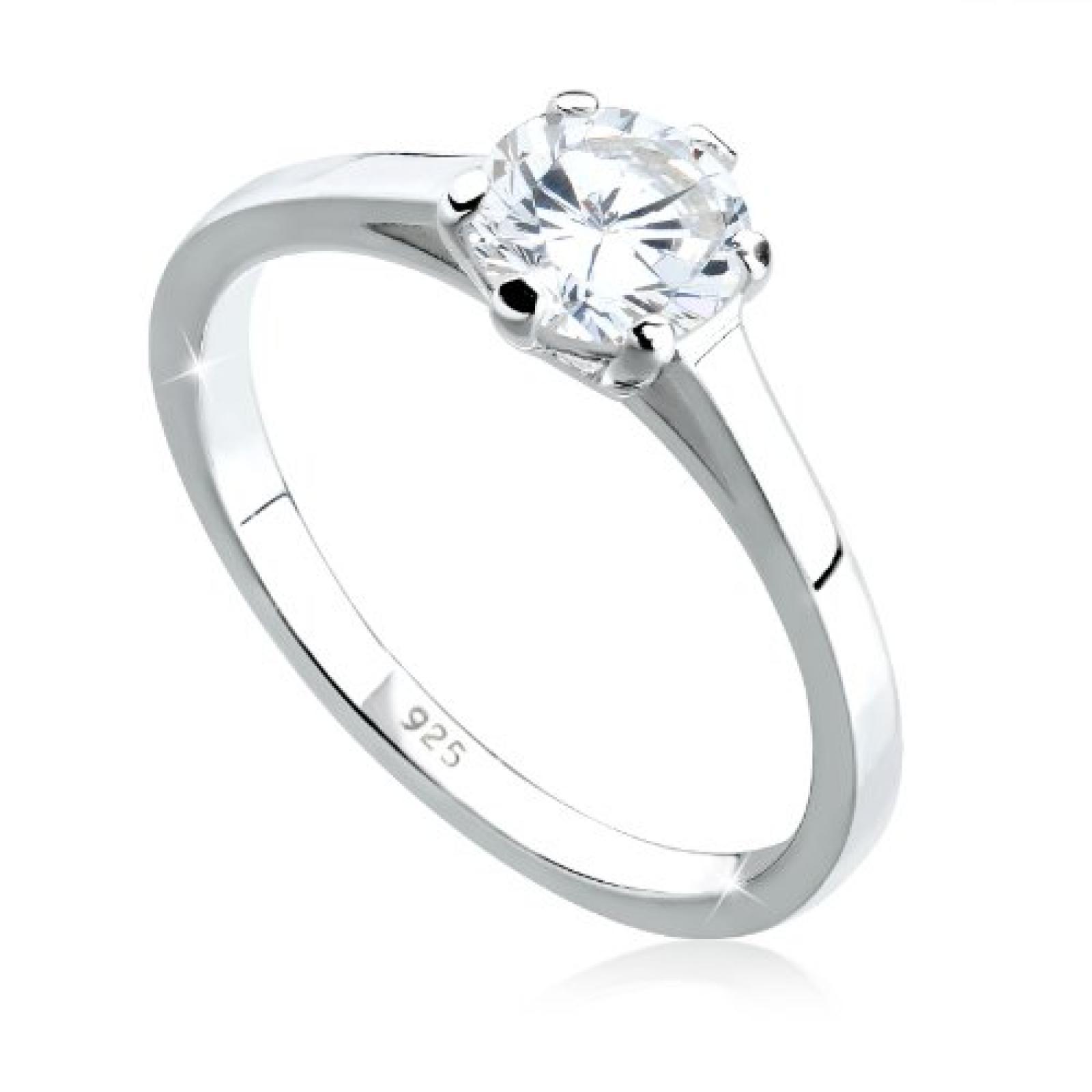 Elli Damen-Ring Klassik 925 Silber 0601713012