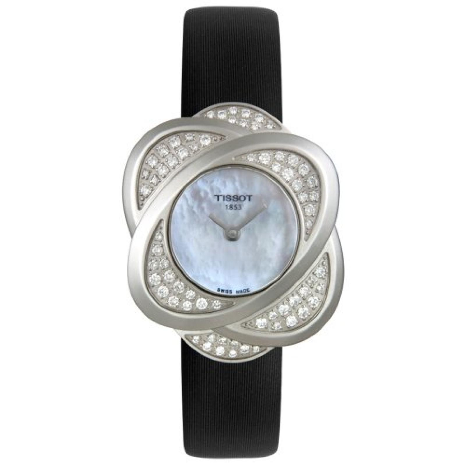 Tissot T-Trend collection Ladies PRECIOUS FLOWER (All Diamonds) Watch