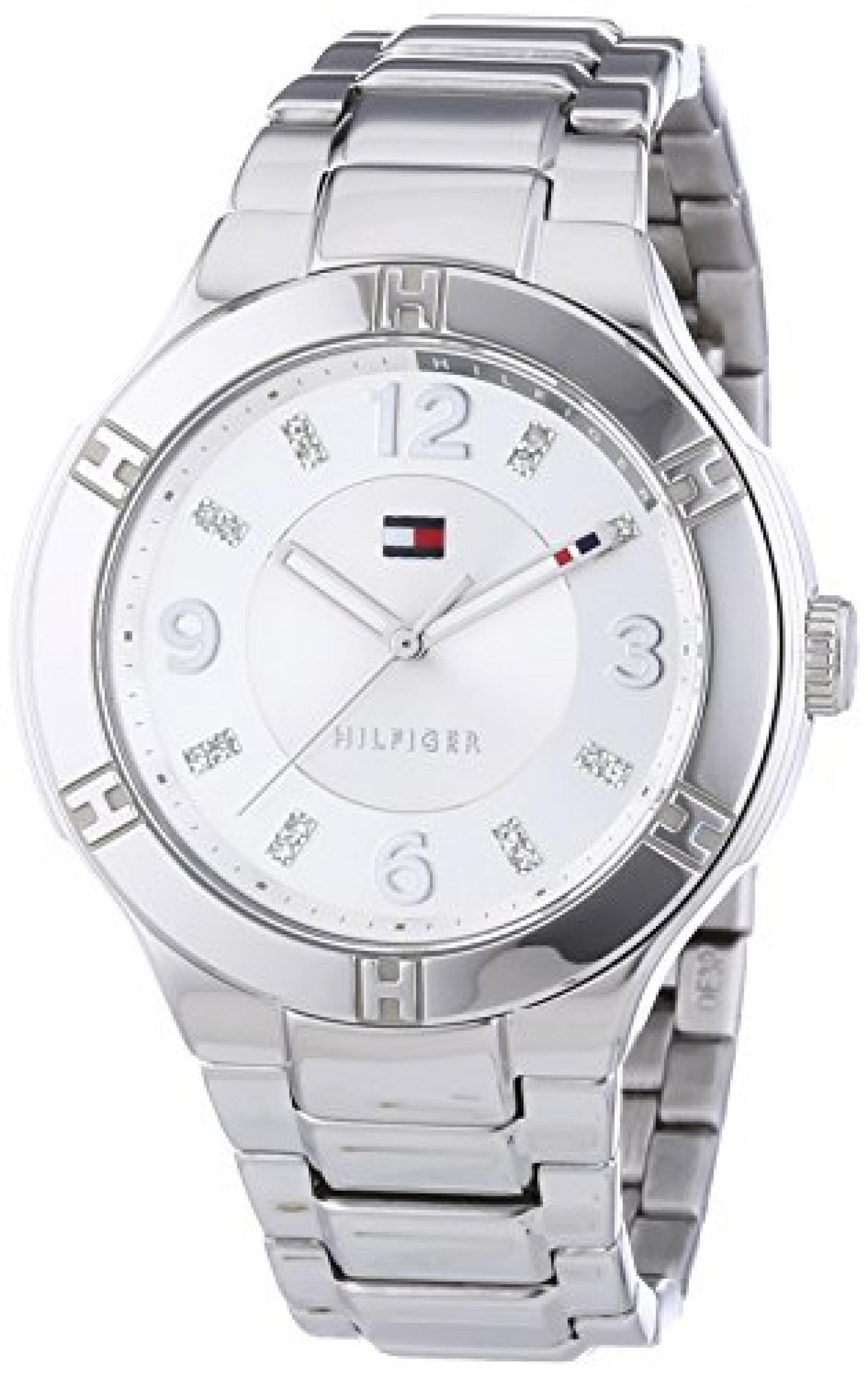 Tommy Hilfiger Watches Damen-Armbanduhr TORY Analog Quarz Edelstahl 1781447