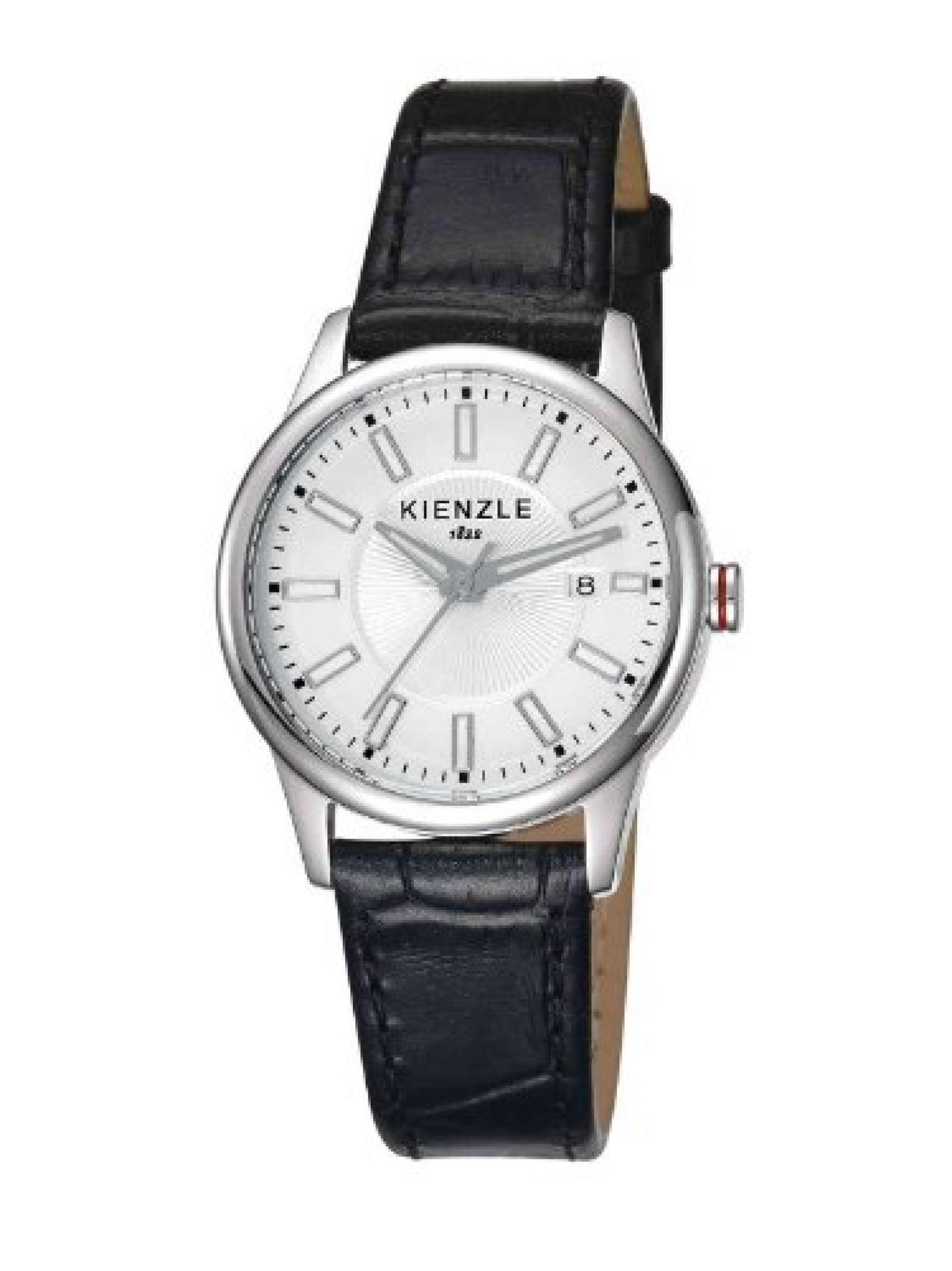 Kienzle Damen-Armbanduhr XS Analog Leder K3042011021