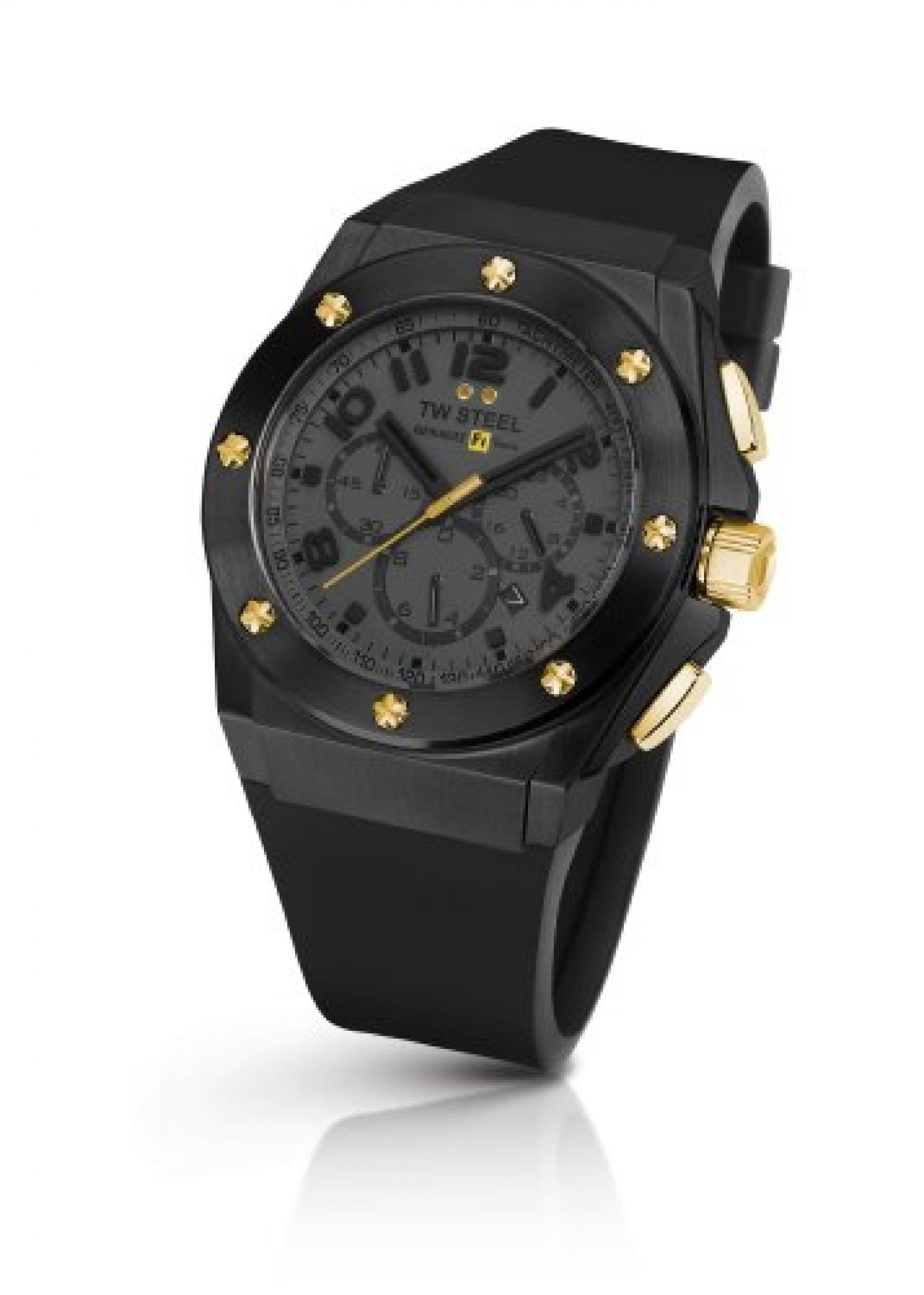 TW Steel Herren-Armbanduhr Chronograph TW682