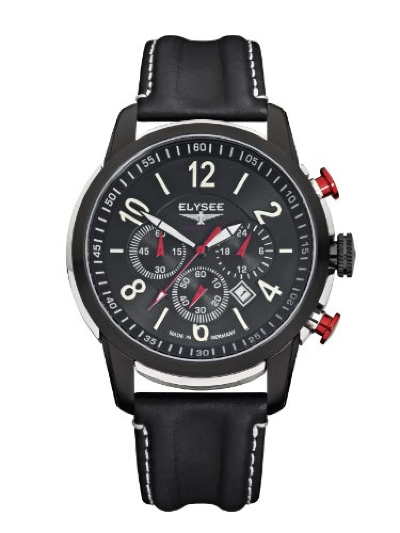Elysee Herrenchronograph - Competition Edition - The Race 1 - 80524L