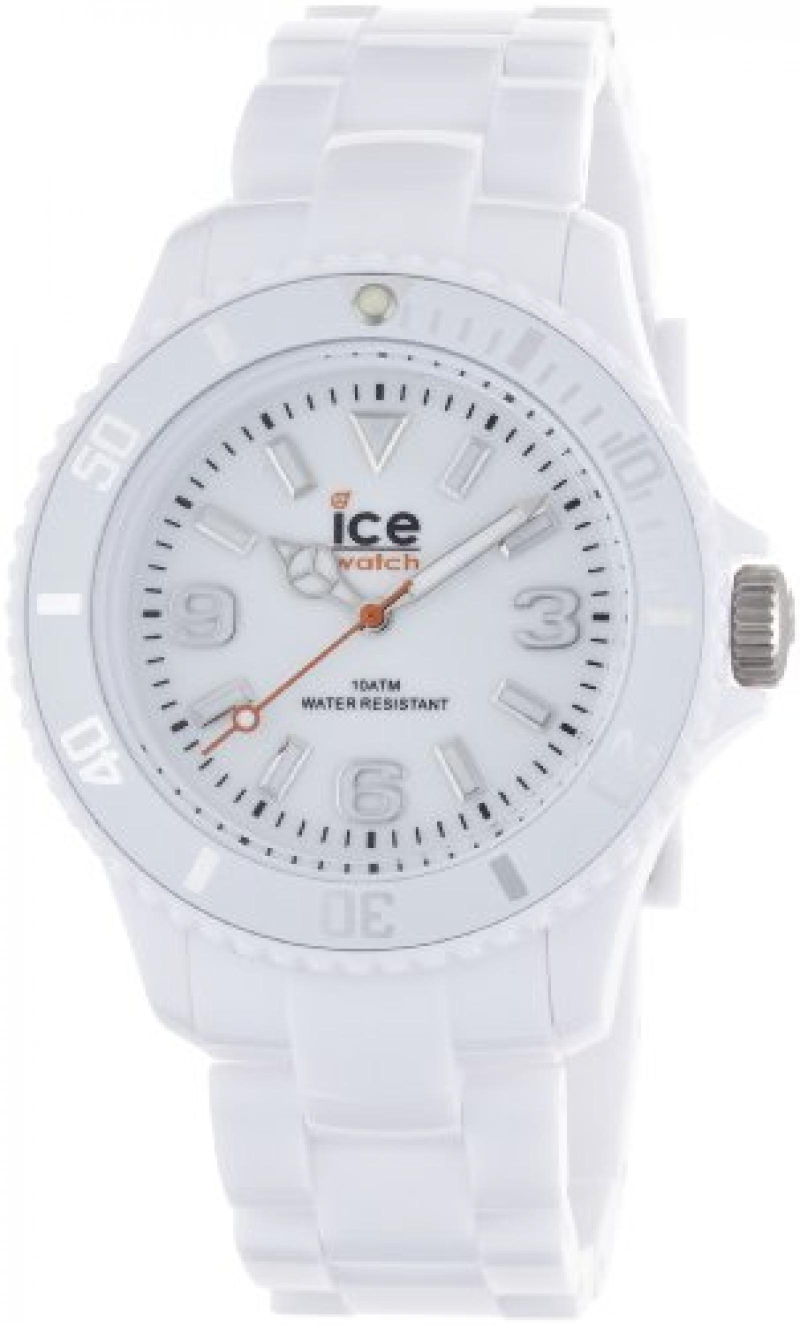Ice-Watch Armbanduhr ice-Solid WeissY SD.WE.U.P.12