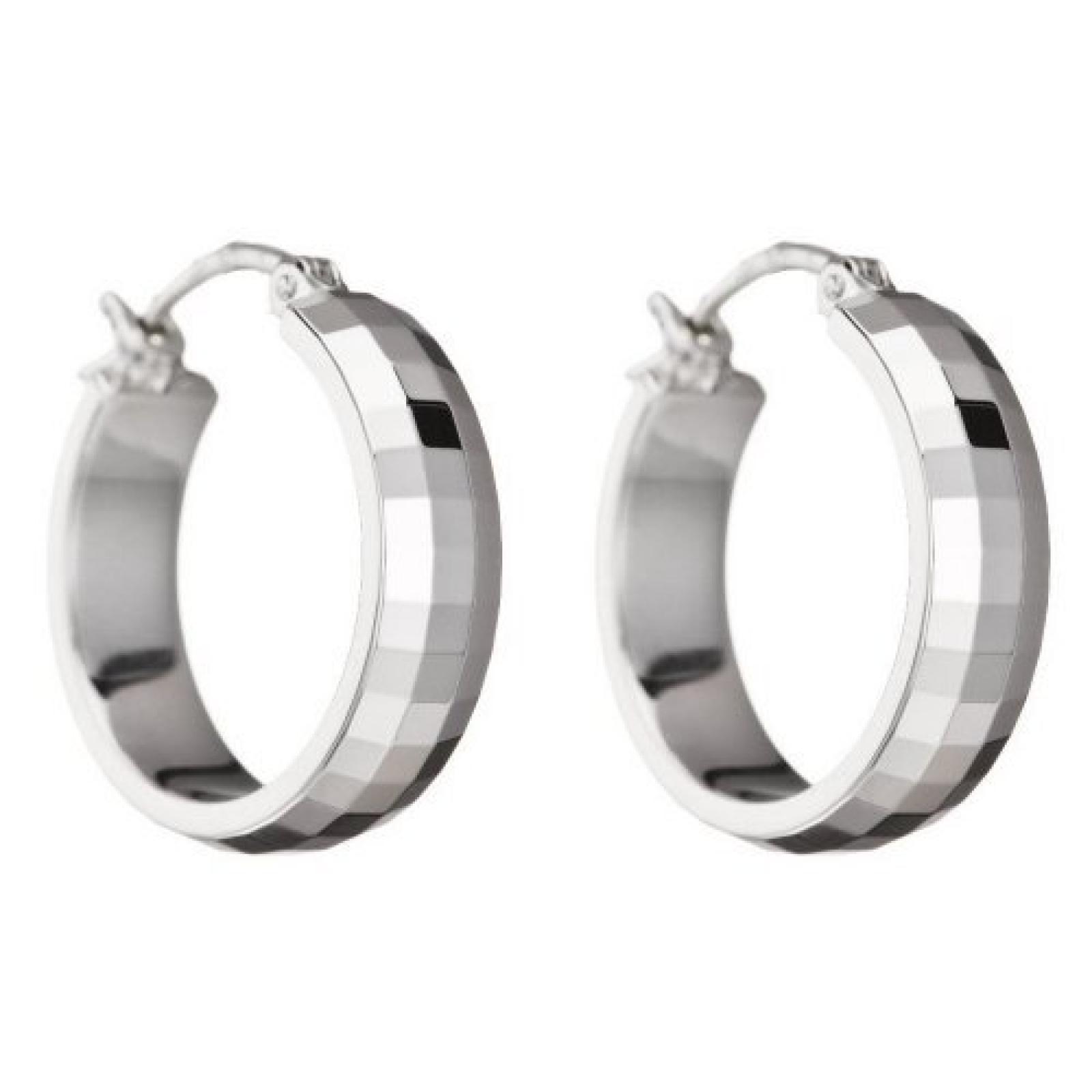 Esprit Creolen DISCO 925 Sterling Silber 4428951