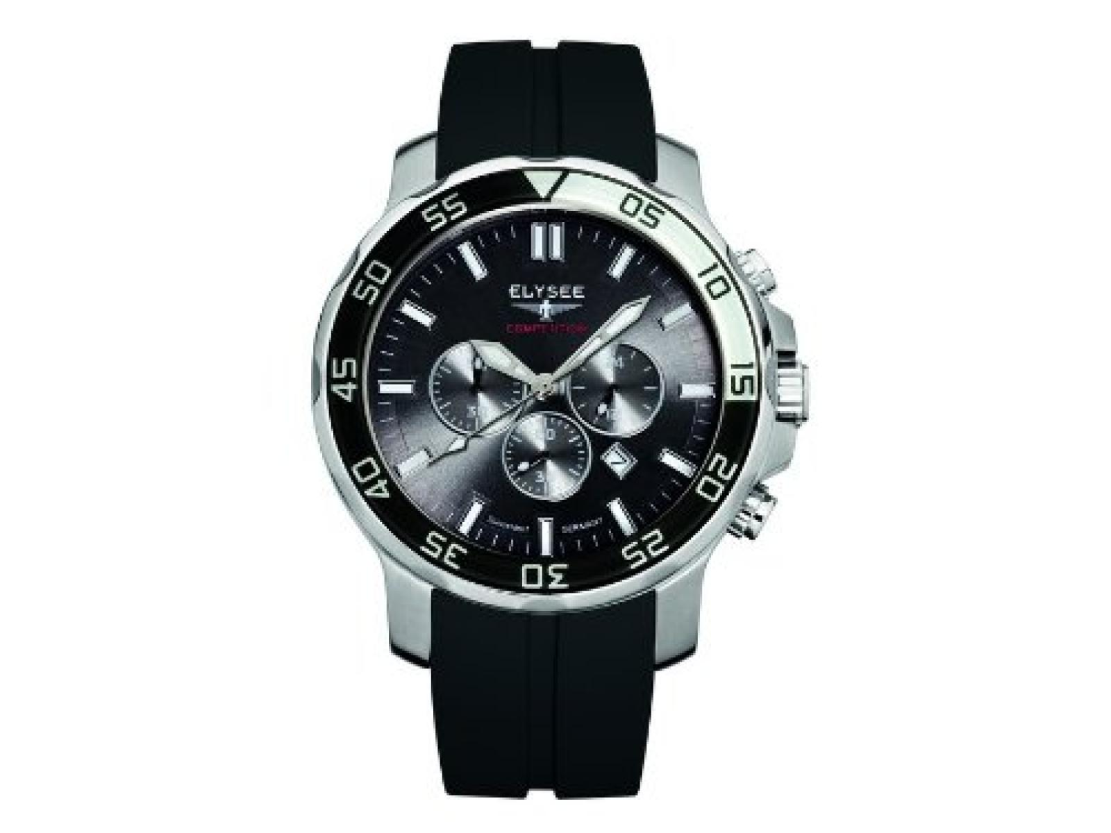 Elysee Herren Chronograph Competition Edition QUALIFIED 48000