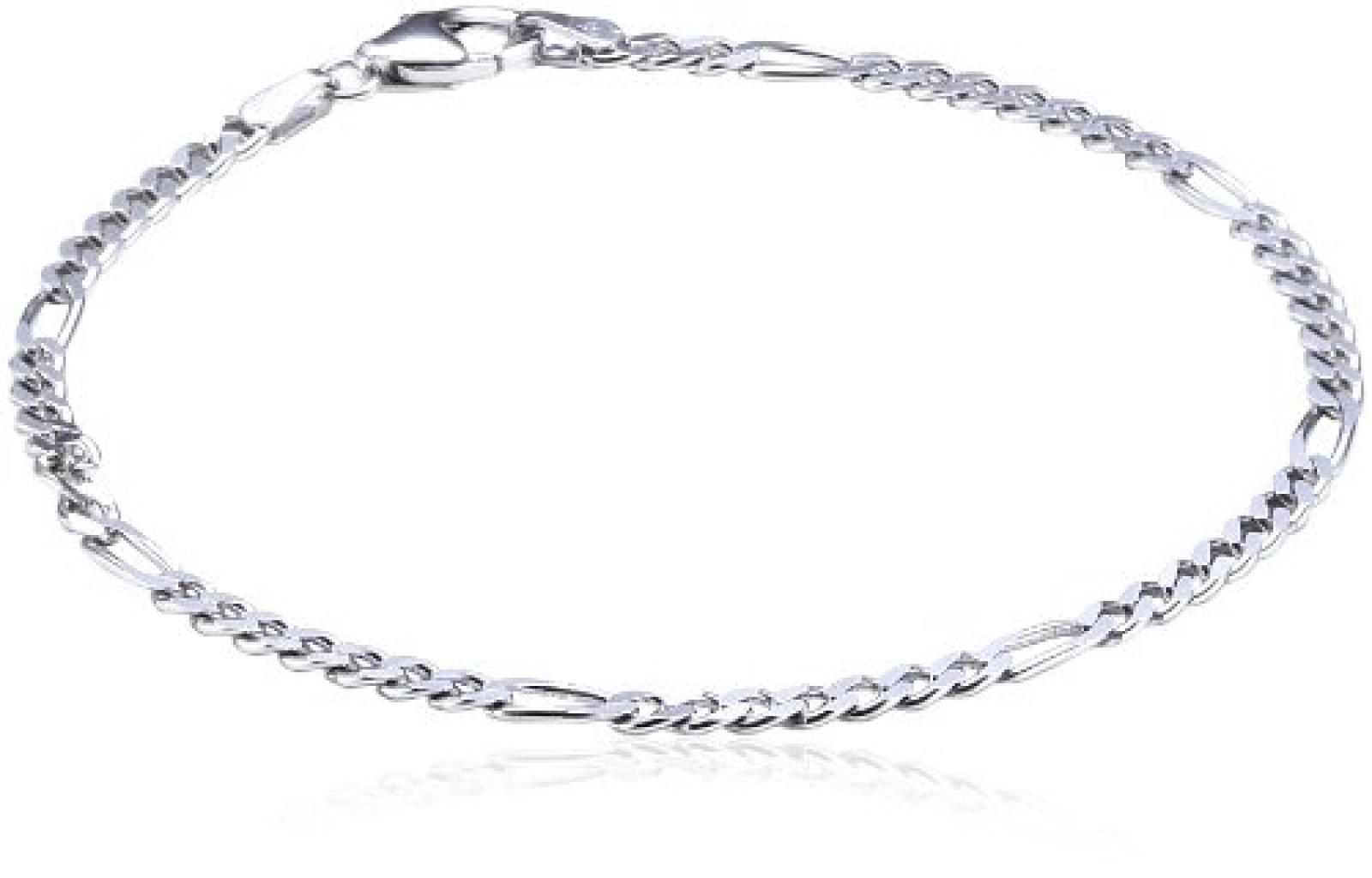 Amor Jewelry Unisex-Armband 925 Sterling Silber 1588