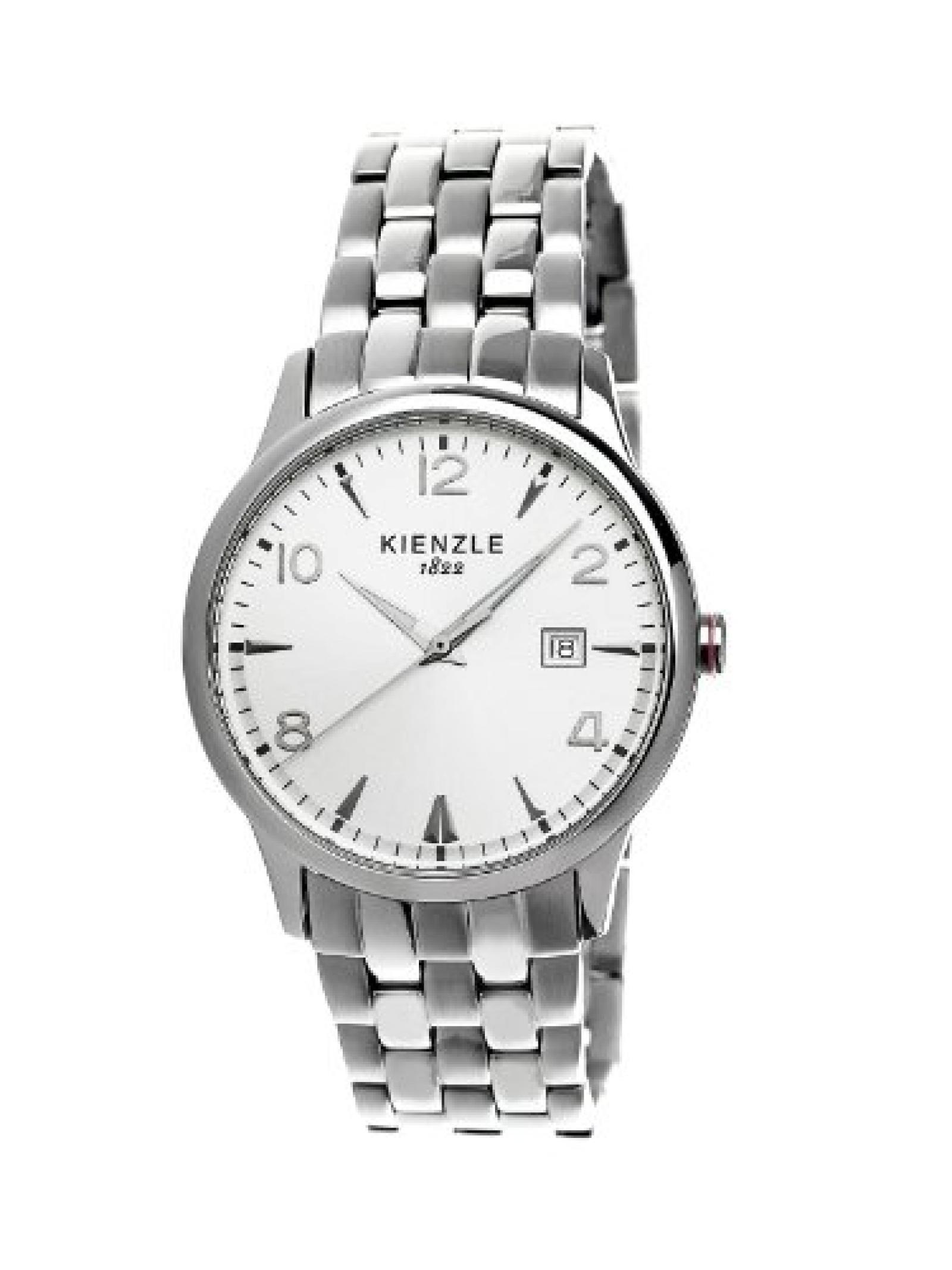 Kienzle Damen-Armbanduhr XS KIENZLE CORE Analog Quarz Edelstahlarmband K3042011202-00365