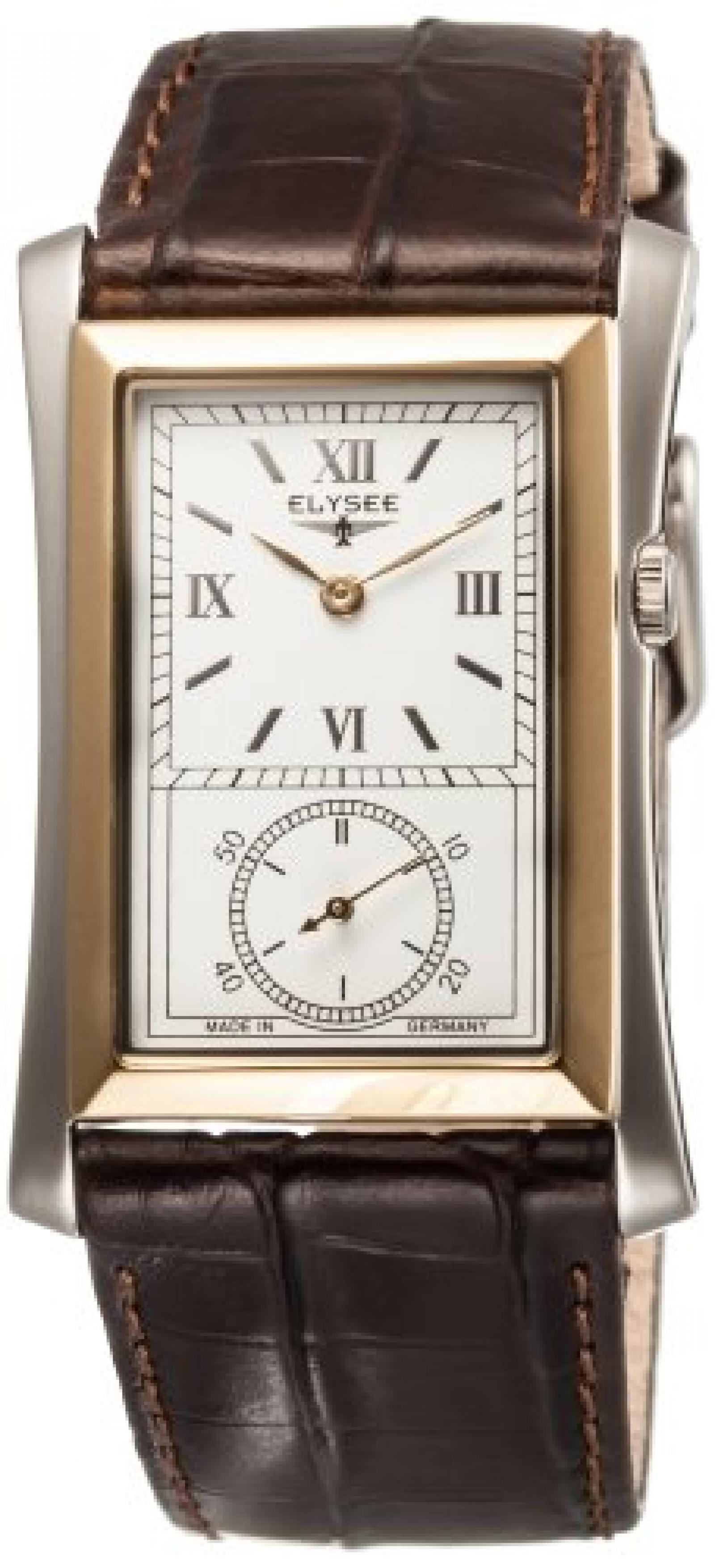 Elysee Herren-Armbanduhr Thesis 80491
