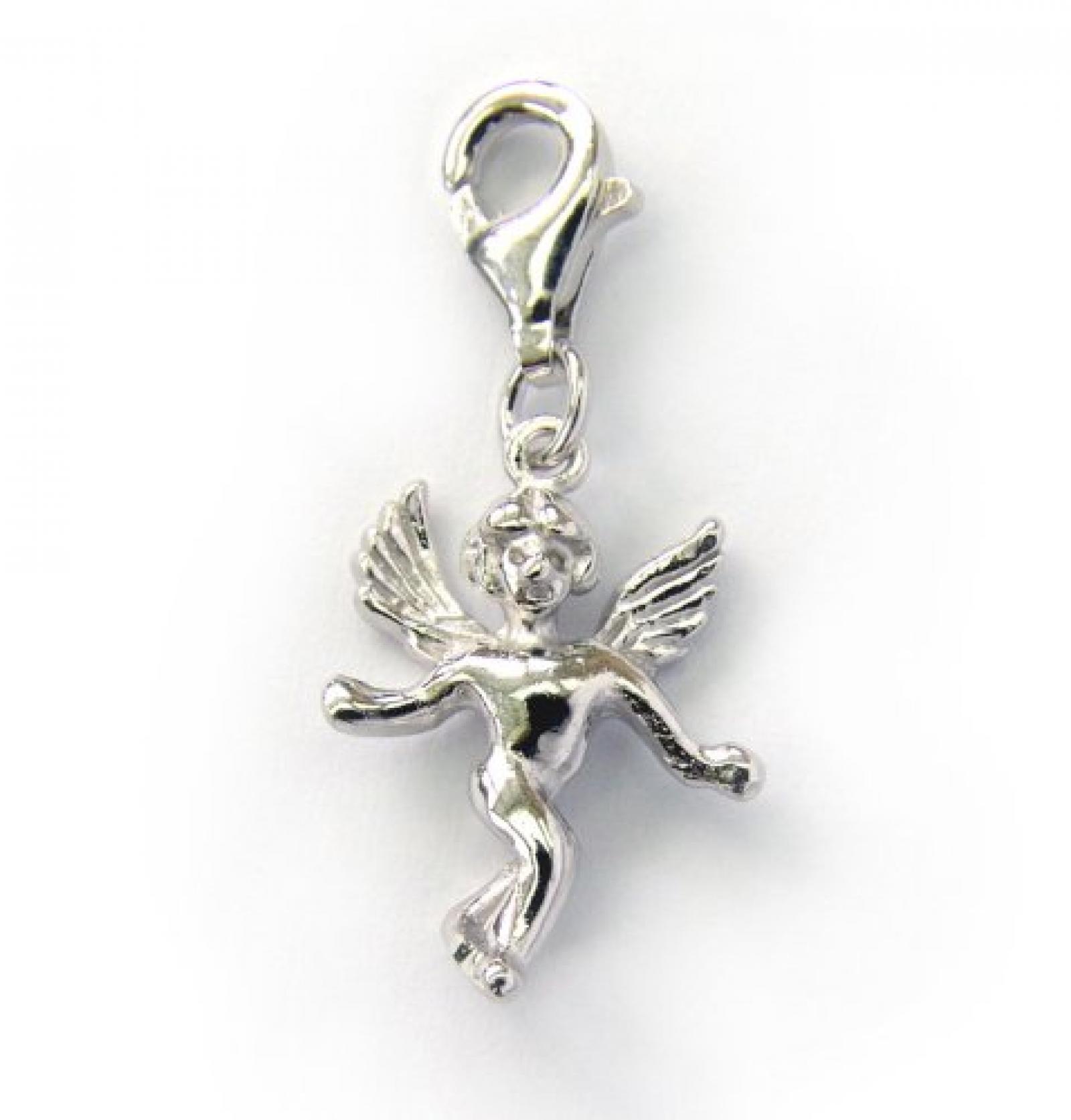 ZEEme Charms-Anhänger Erzengel 925/- Sterling Silber 141240102R