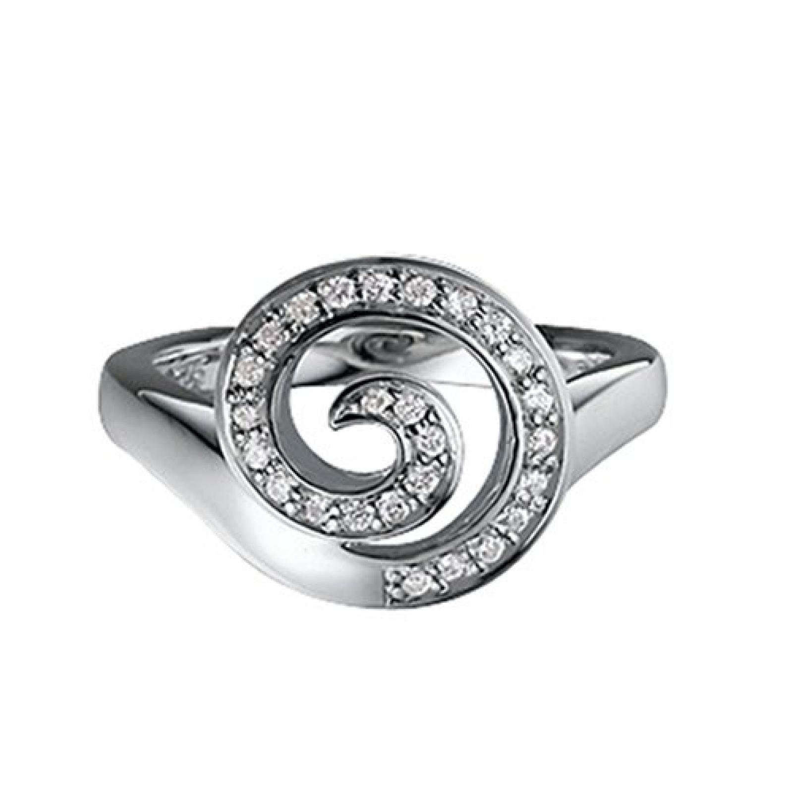 Pierre Cardin Damen-Ring Fontaine Sterling-Silber 925 41840929