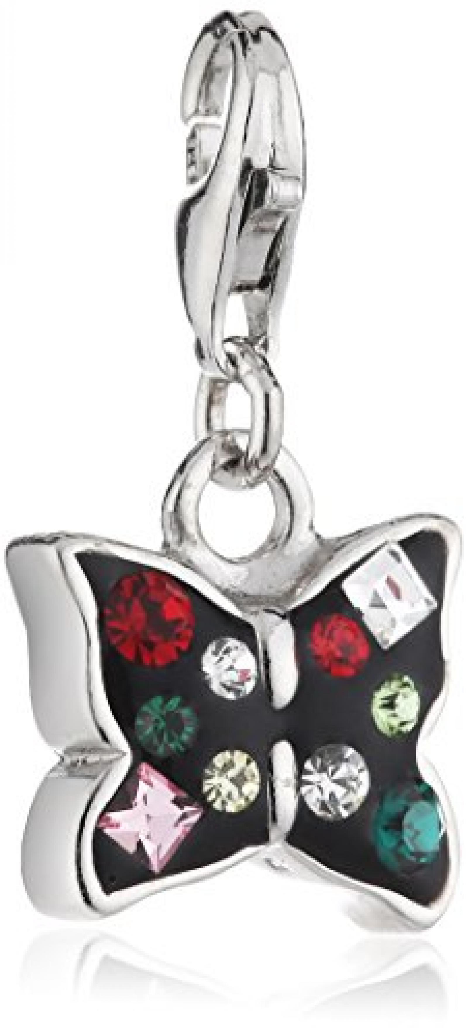 Amor Schmetterling-Charm  925 Sterlingsilber 20 mm 304429