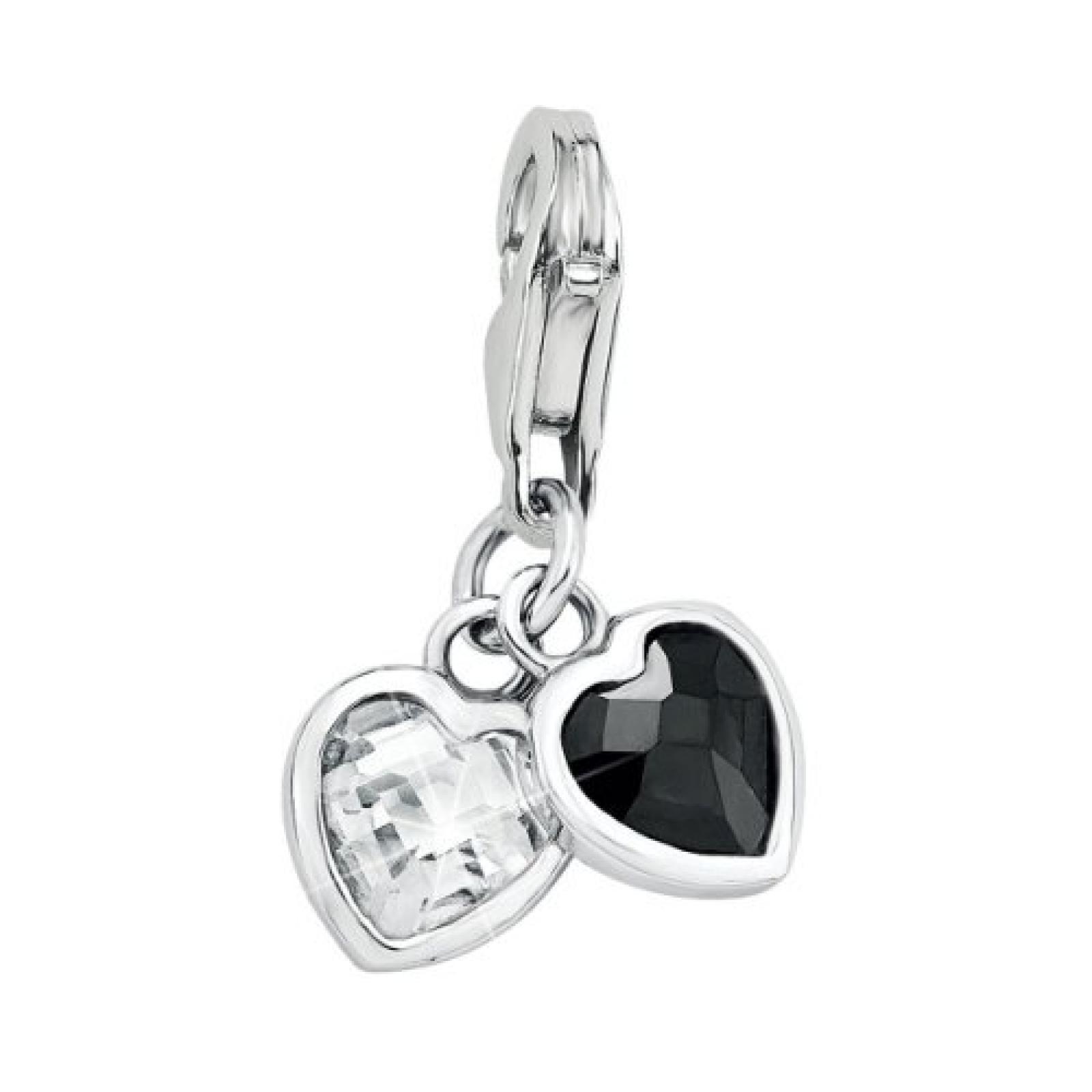 s.Oliver Jewels Damen-Charm 925 Sterling Silber 464871