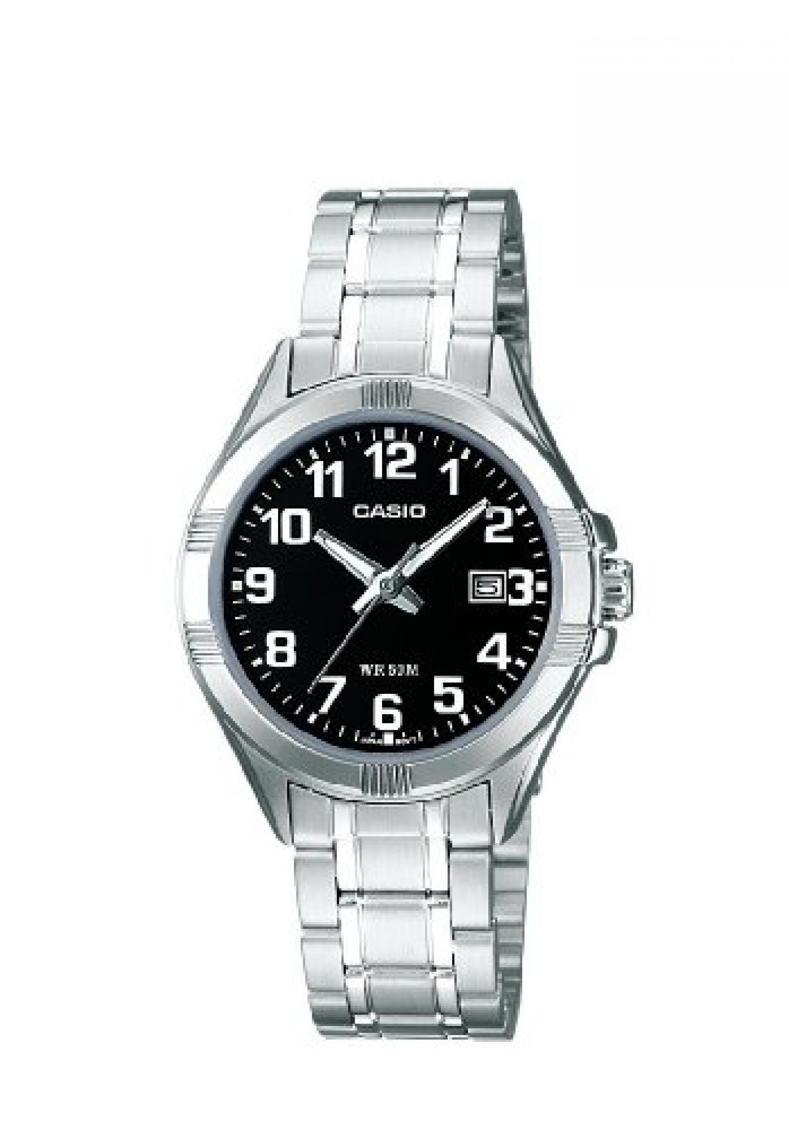 Casio Collection Damen-Armbanduhr Analog Quarz LTP-1308PD-1BVEF